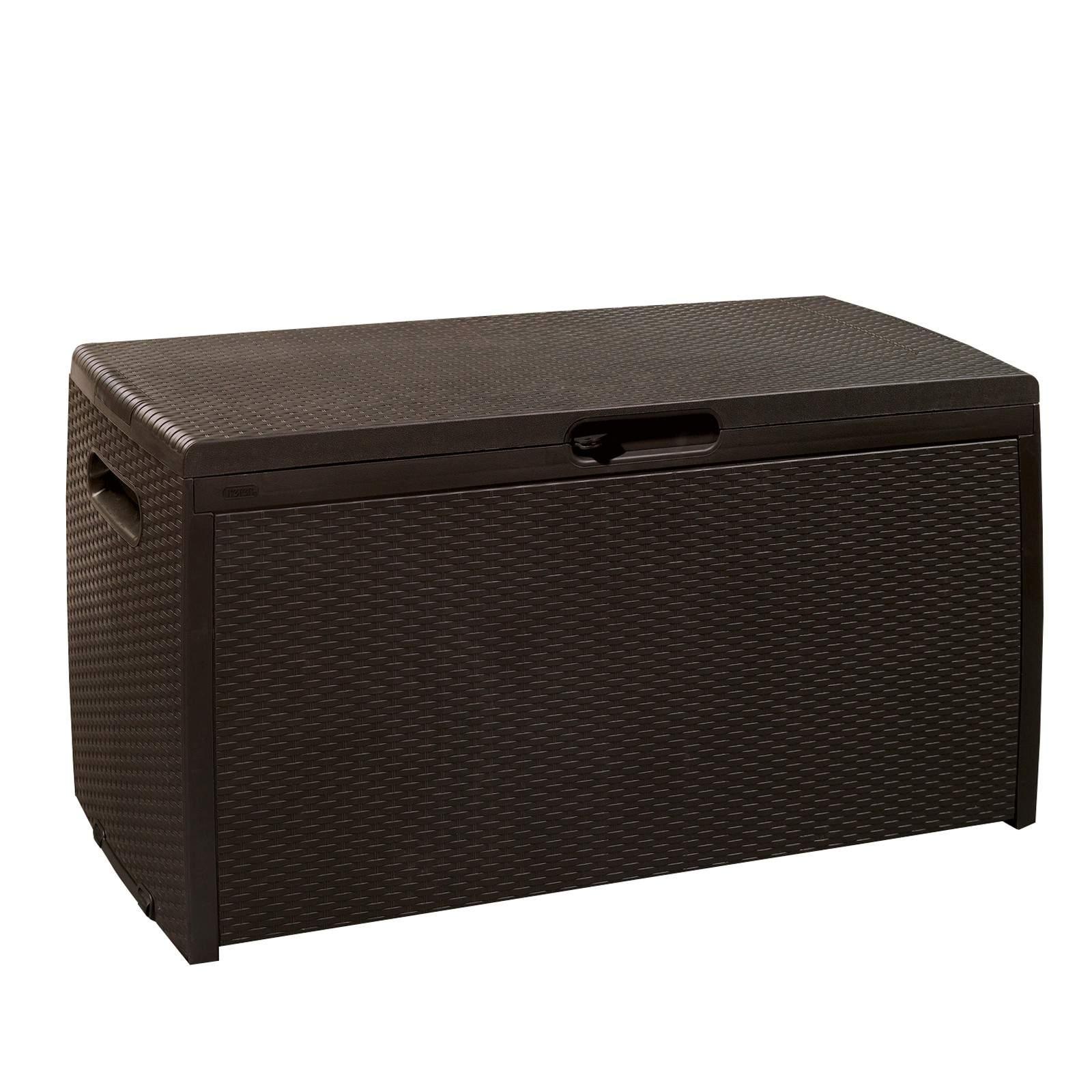 Keter Garten Box Aufbewahrungsbox Rattan Style 2
