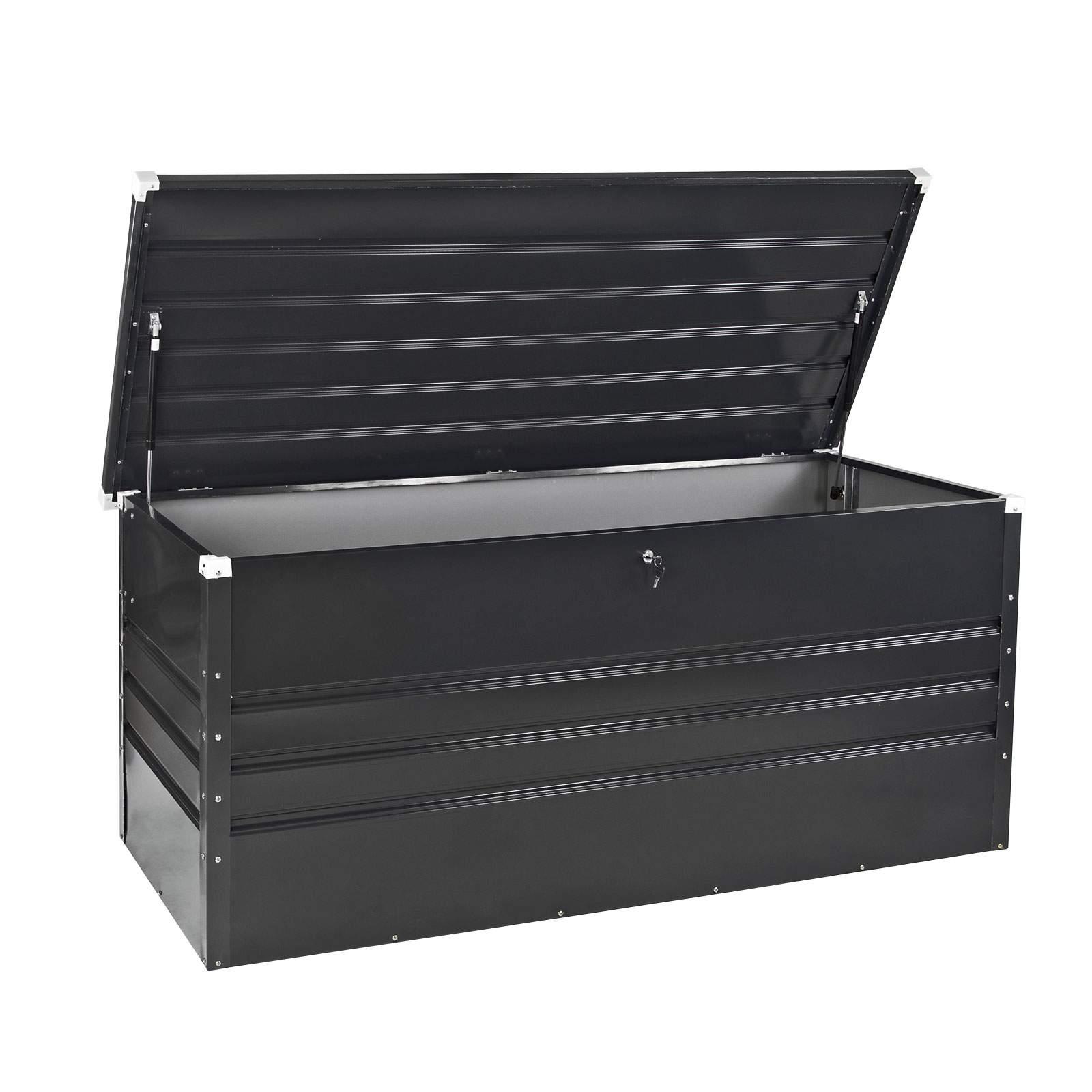 Metall Garten Geraetebox Aufbewahrungsbo 2
