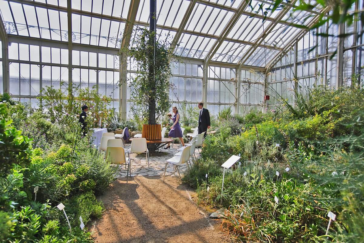 Standesamt Botanischer Garten Berlin 13