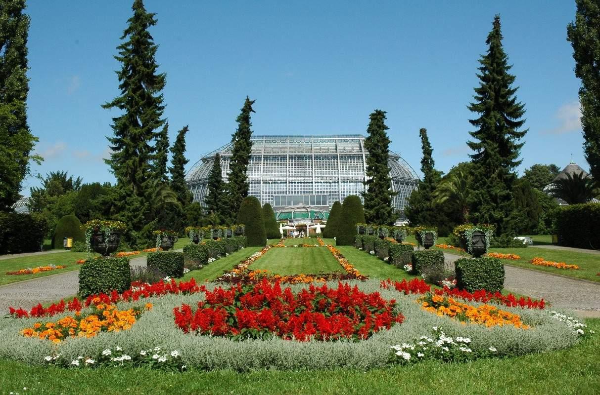 botanischer garten berlin grosses tropenhaus