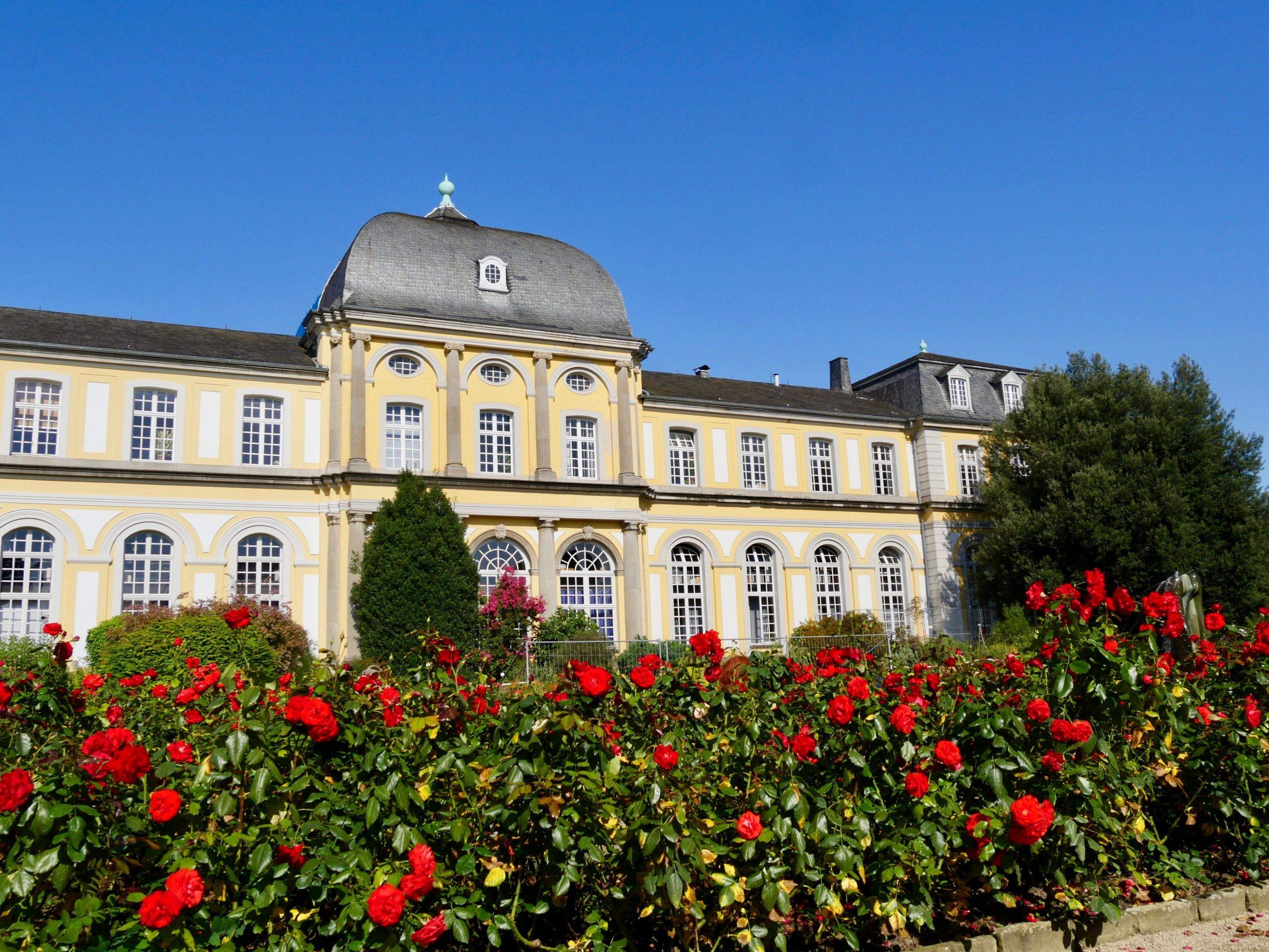 Botanischer Garten Bonn Frisch Botanischer Garten Bonn Poppelsdorfer Schloss