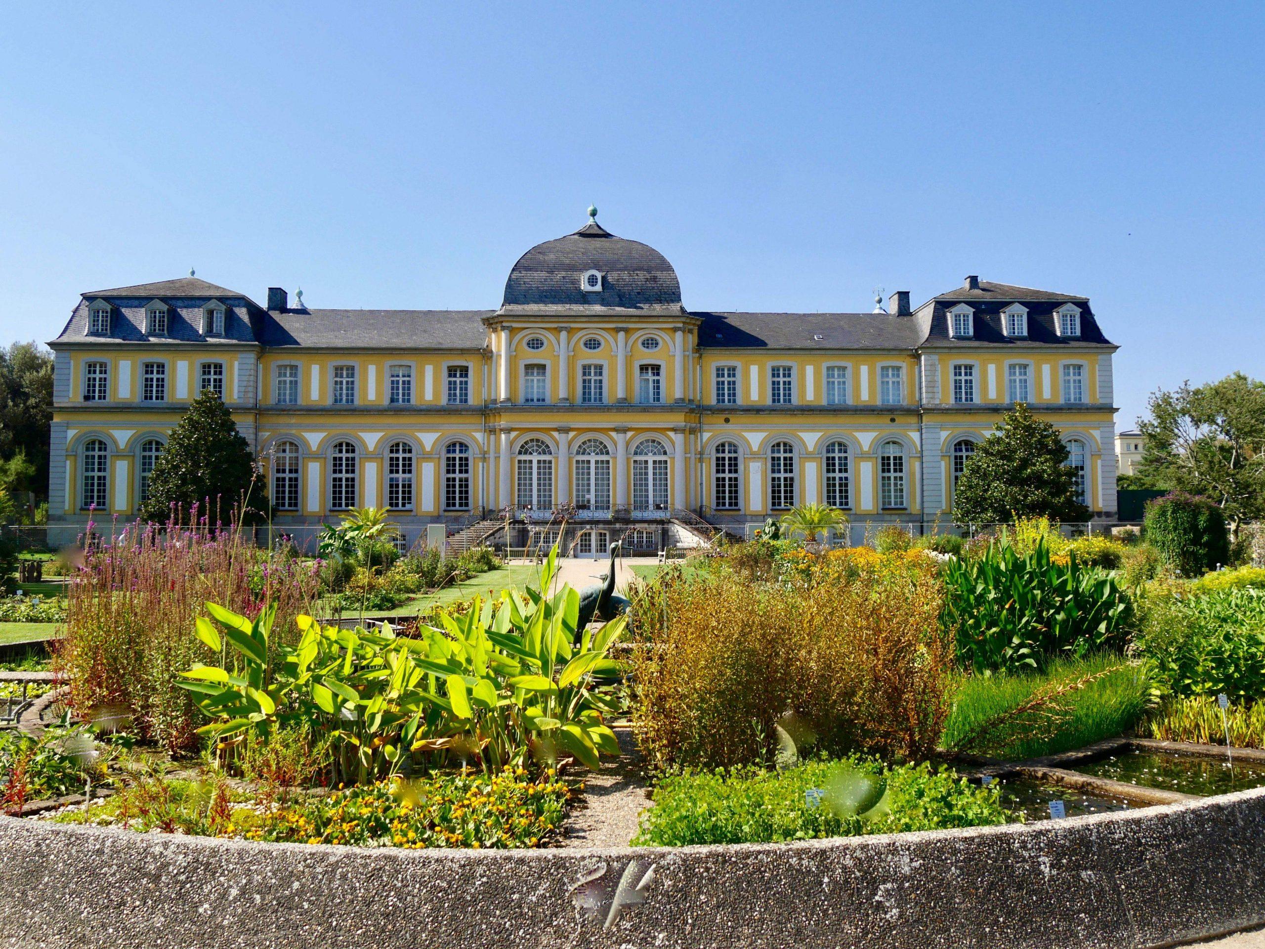Botanischer Garten Bonn Inspirierend Botanischer Garten Bonn In 2019