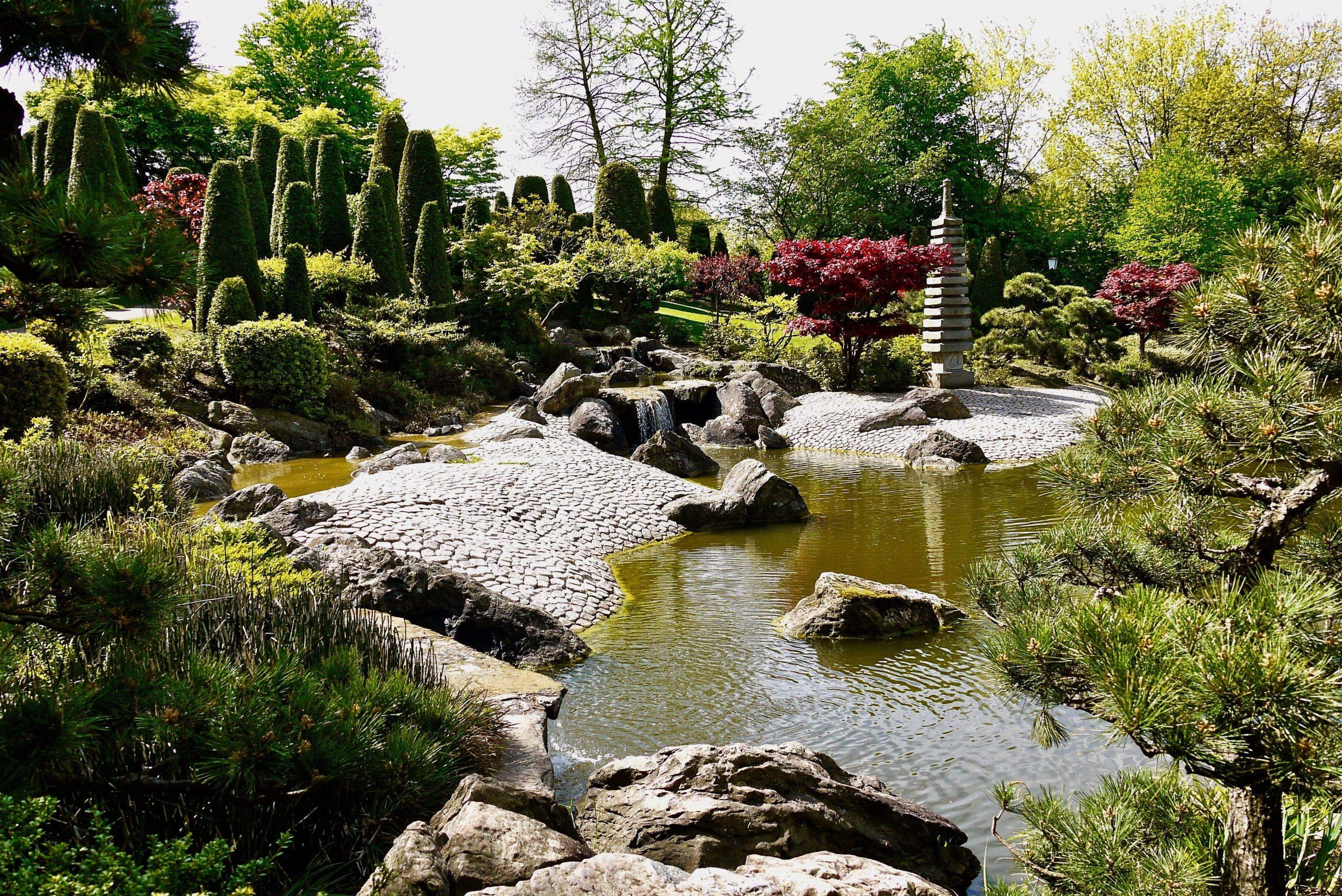 Botanischer Garten Bonn Inspirierend Japanischer Garten Bonn