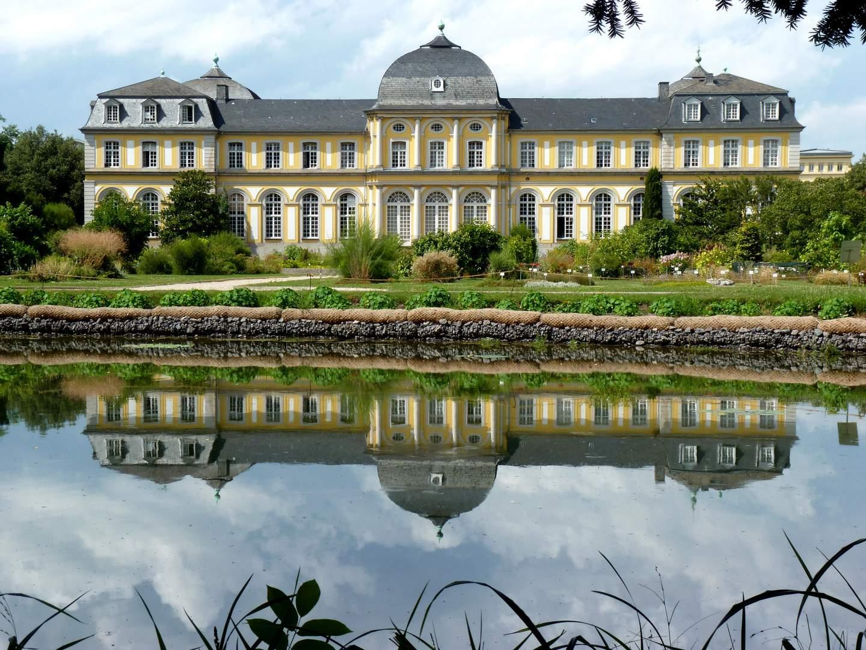 Botanischer Garten Bonn Reizend Botanischer Garten Der Uni Bonn Foto & Bild