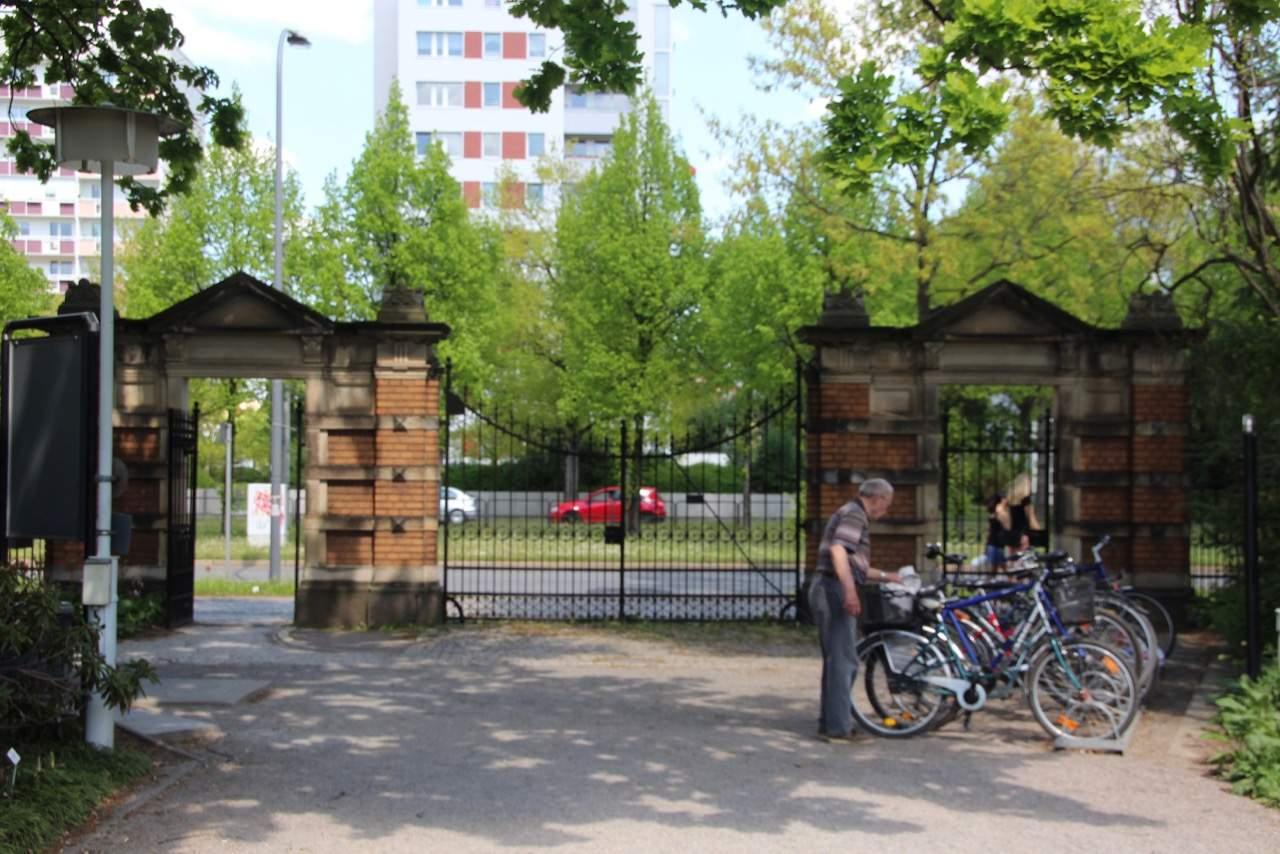 Botanischer Garten Dresden 1