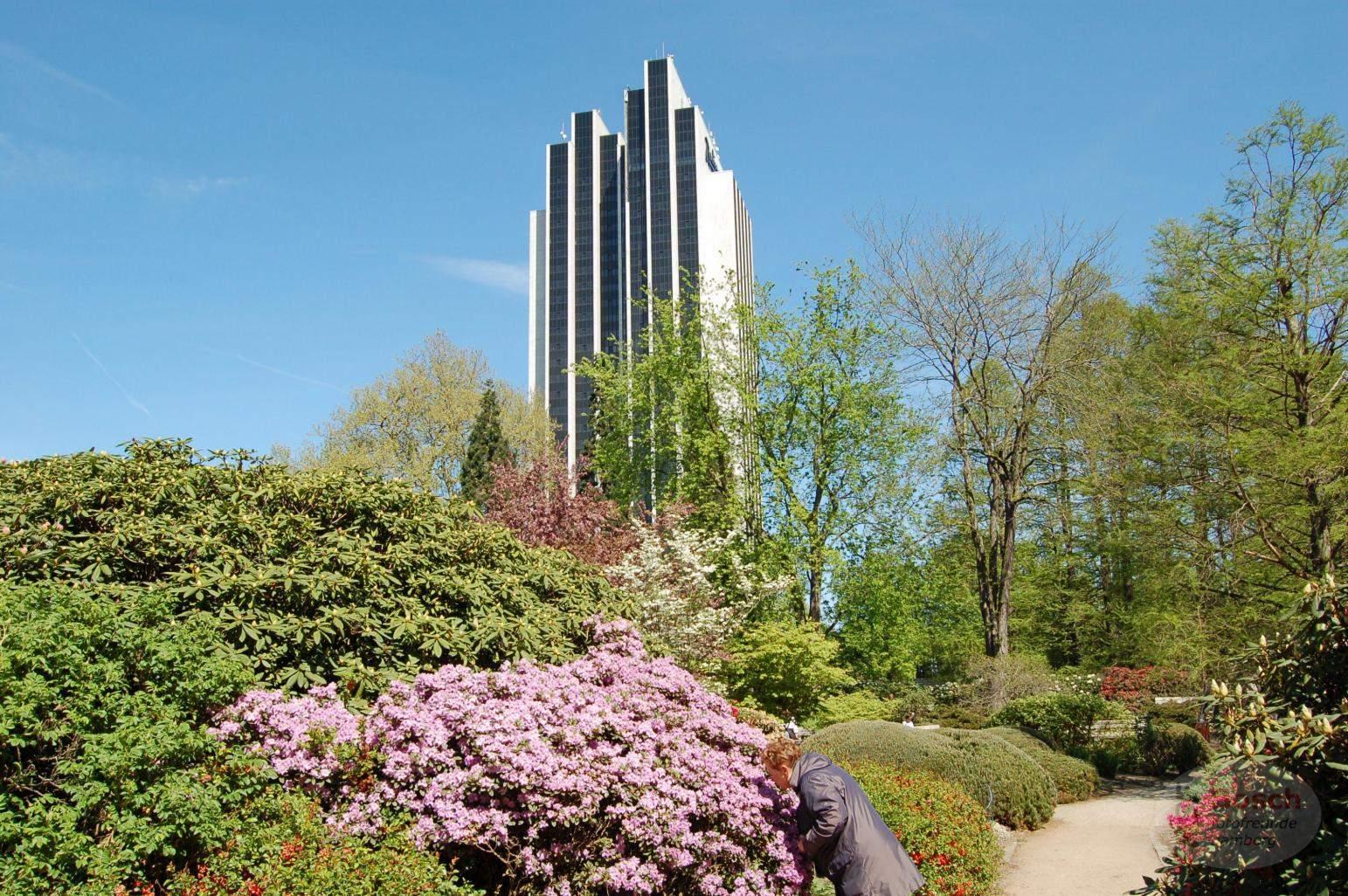 Botanischer Garten HH