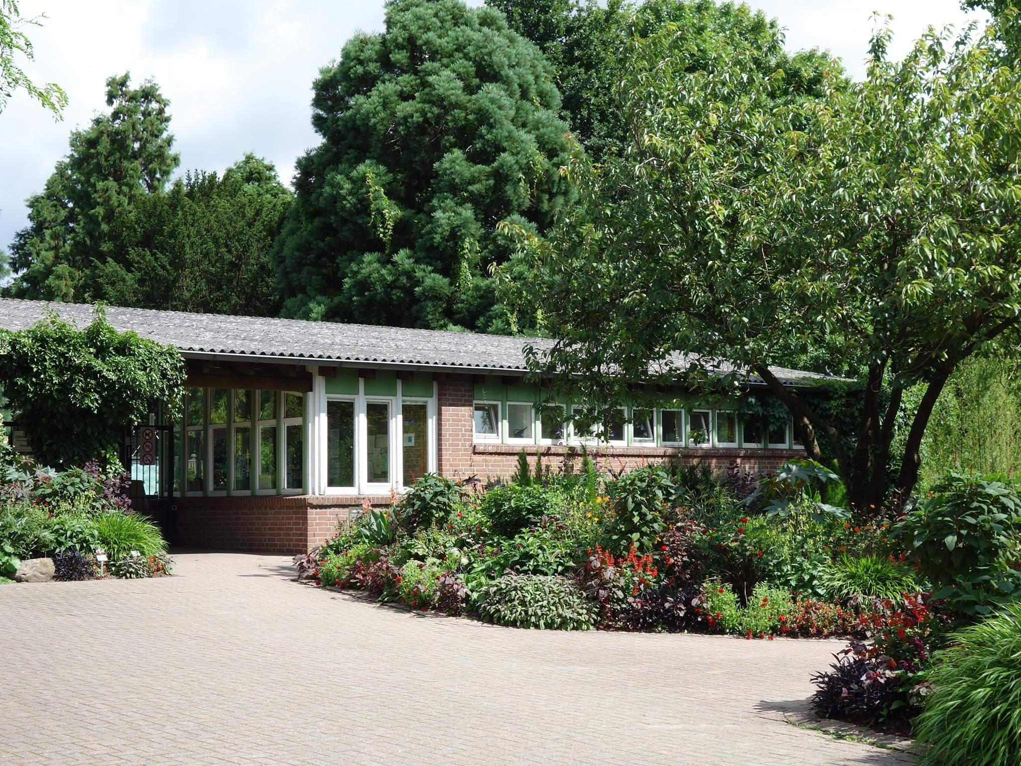 Botanischer Garten Hamburg Genial Eintritt Frei Wildkräuterrundgang Loki Schmidt Garten