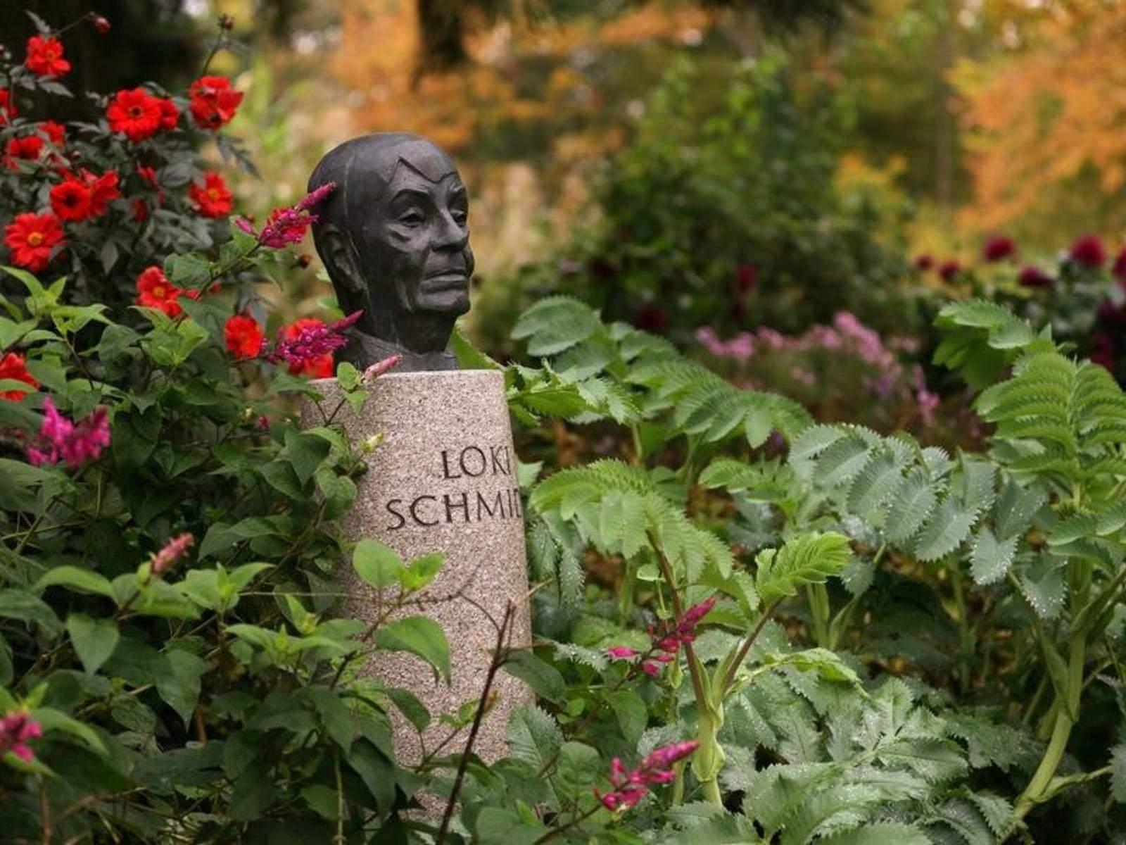 Botanischer Garten in Hamburg heisst jetzt Loki Schmidt Garten reference 4 3