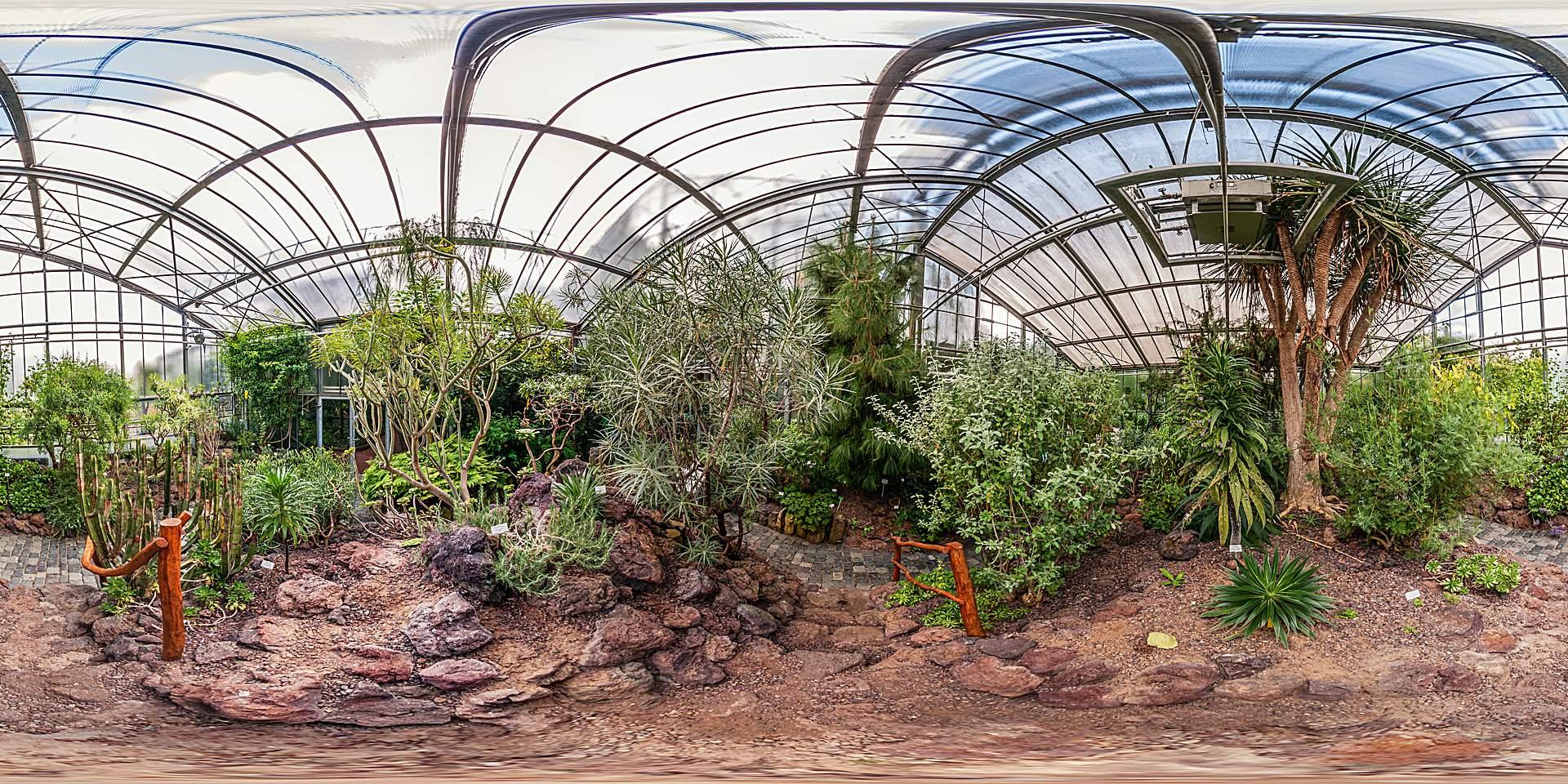 Botanischer Garten Marburg Kanarenhaus