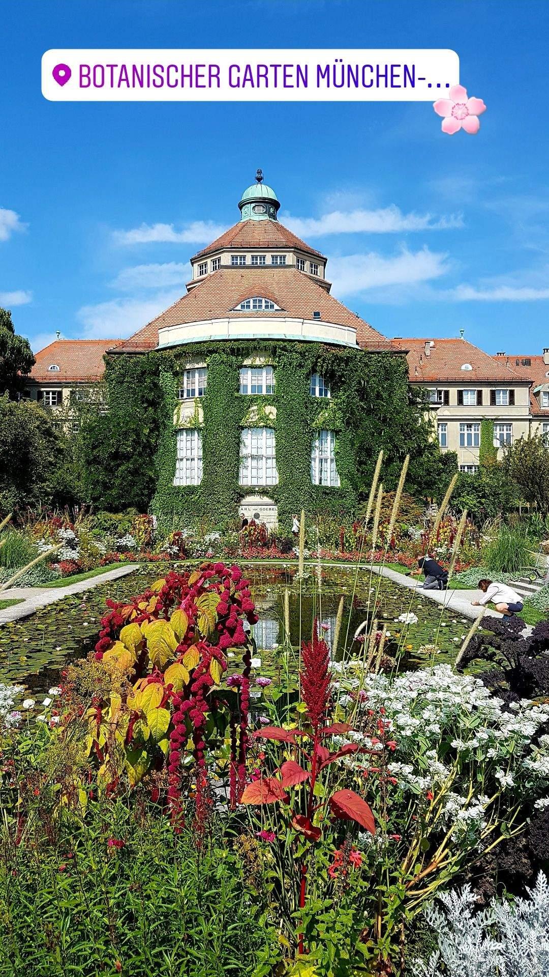 Botanischer Garten München Das Beste Von Botanischer Garten München Nymphenburg