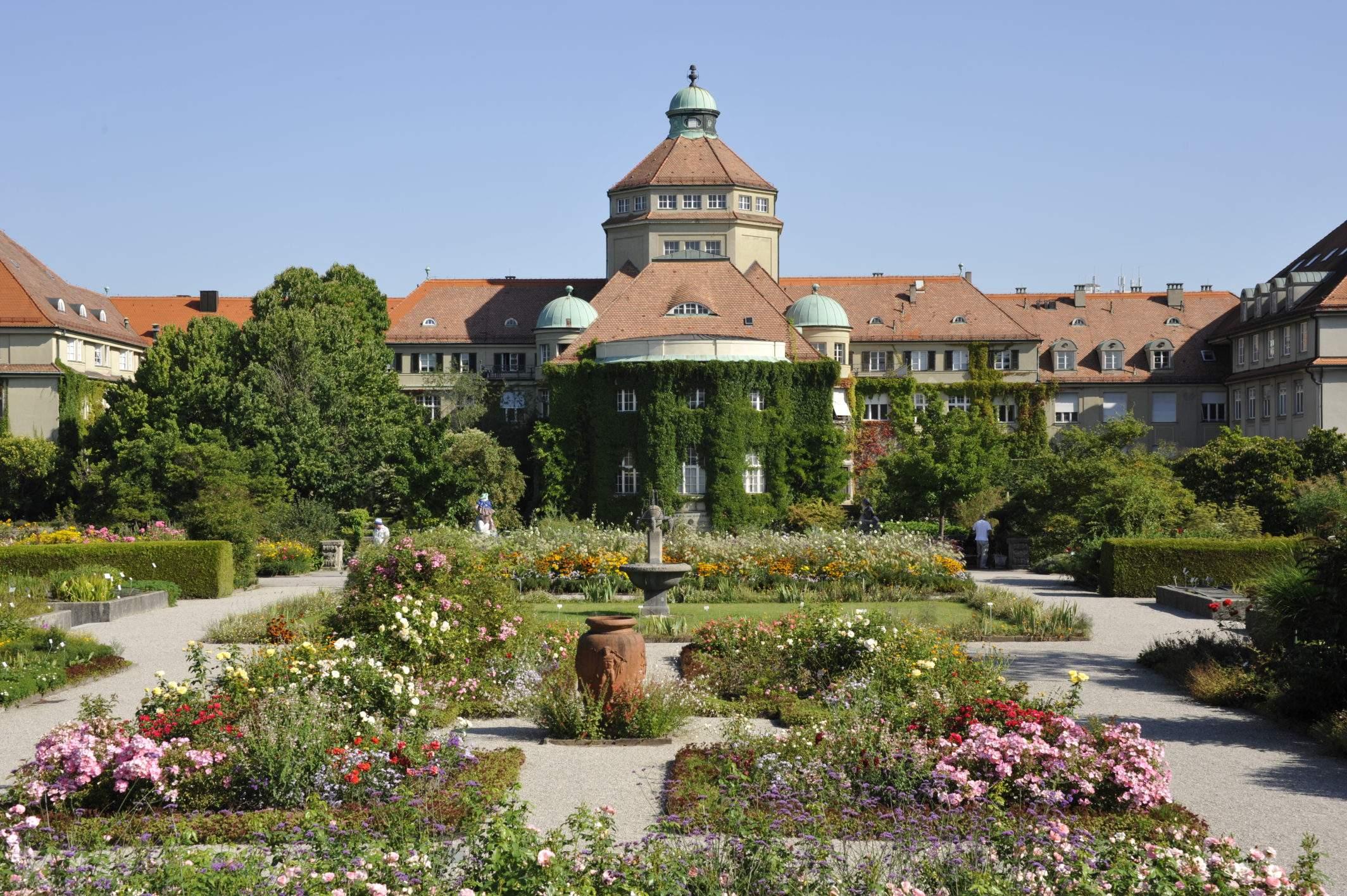 Botanischer Garten München Frisch Freizeit Botanischer Garten