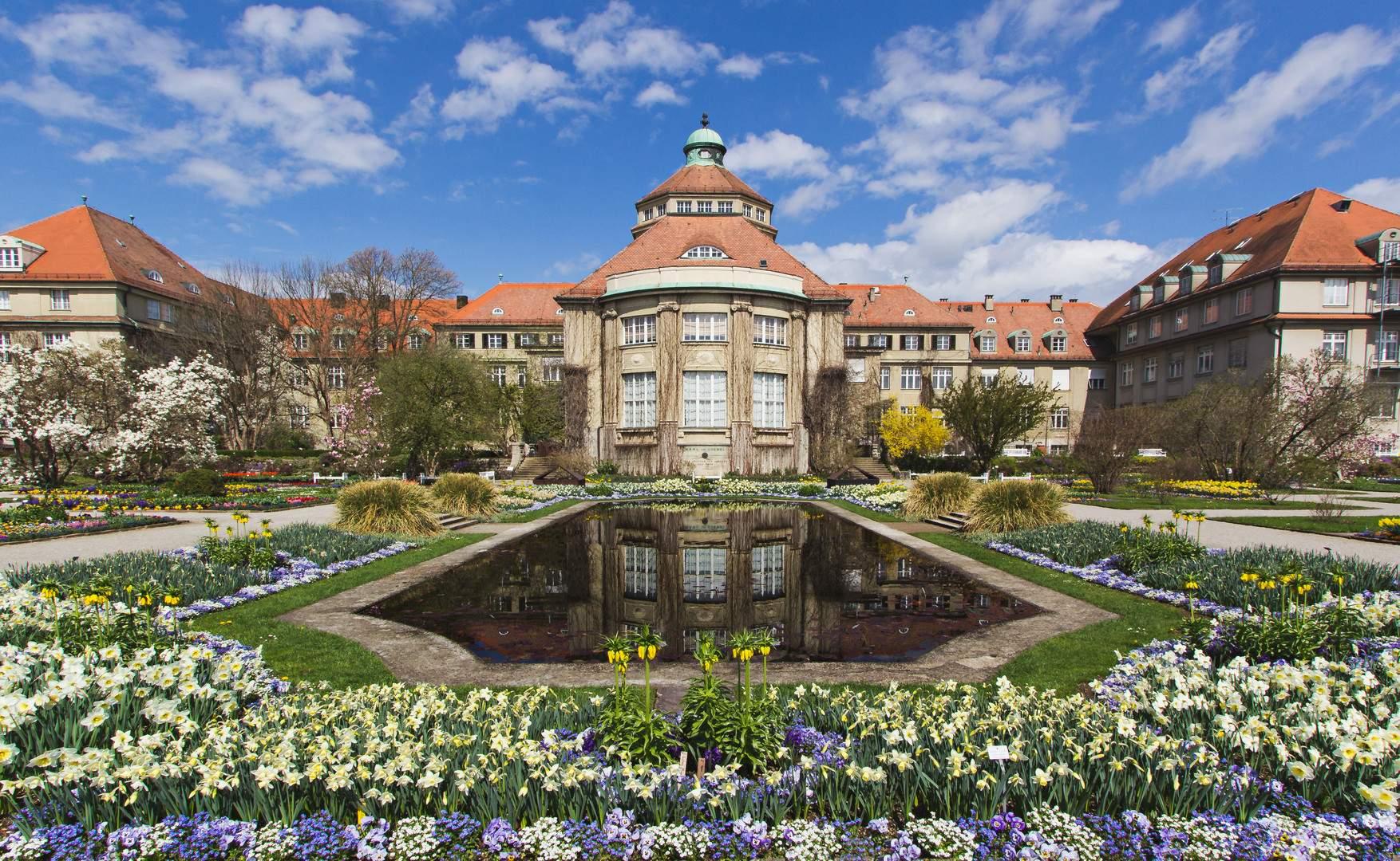 Botanischer Garten München Inspirierend Botanischer Garten München Foto & Bild