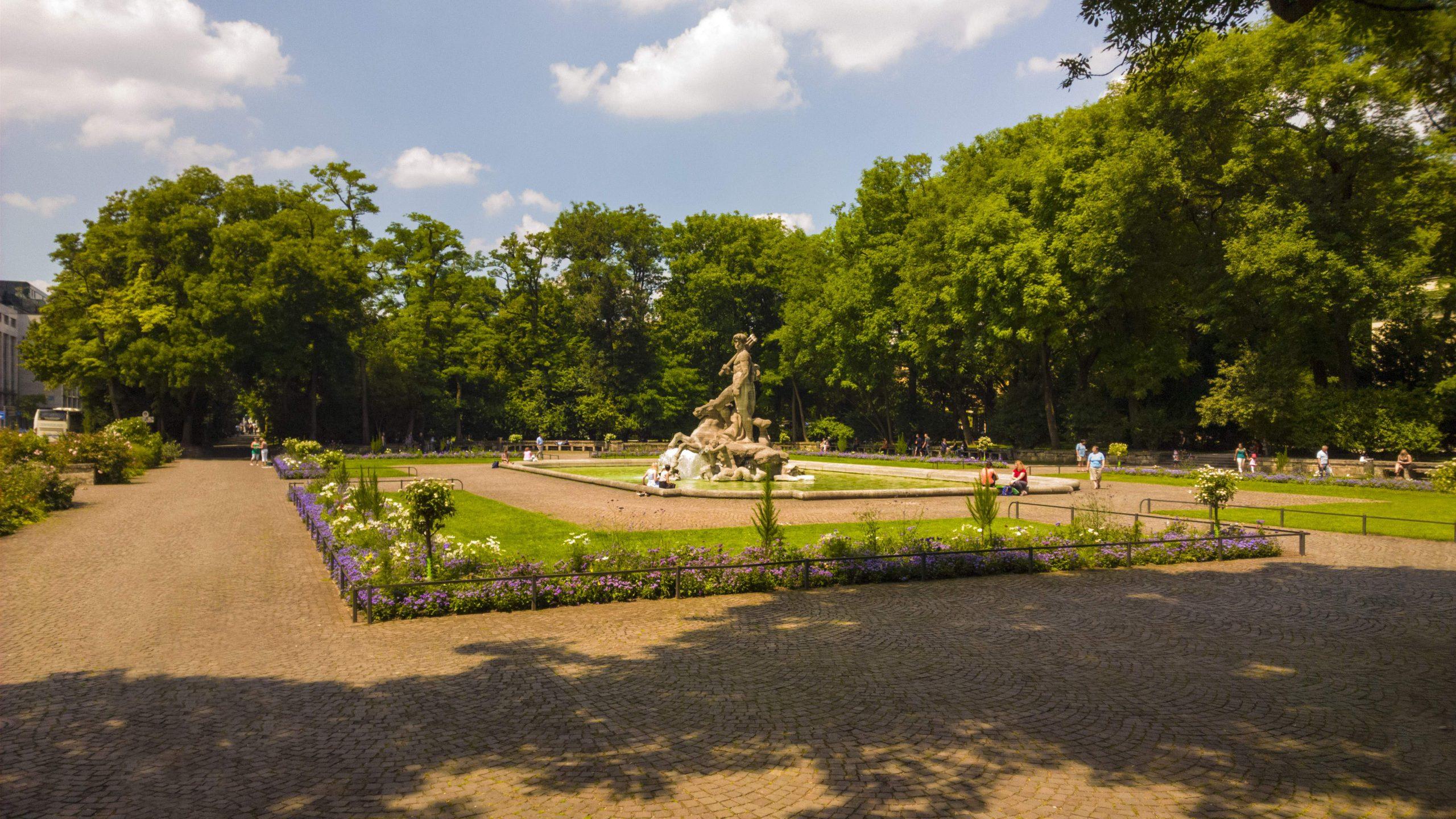 Botanischer Garten München Luxus Alter Botanischer Garten München –