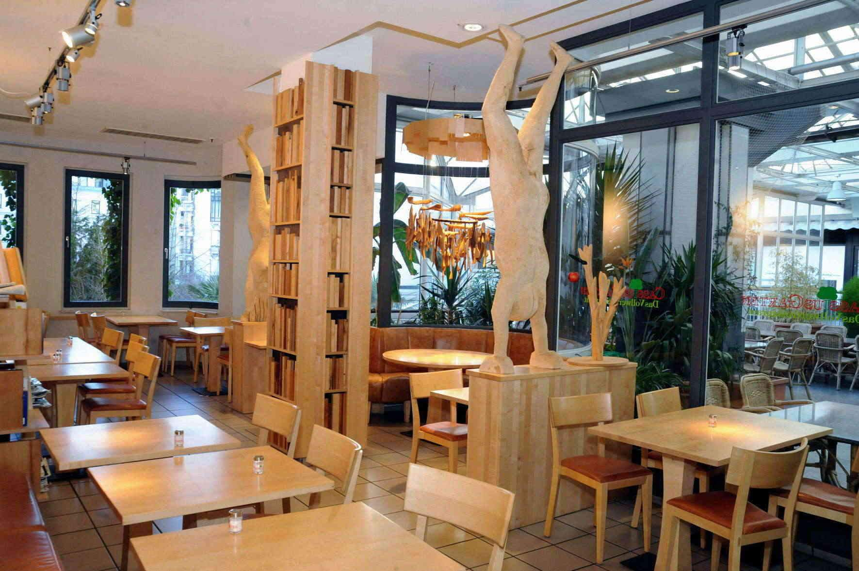 do you know these vegan restaurants and cafes in bonn aid