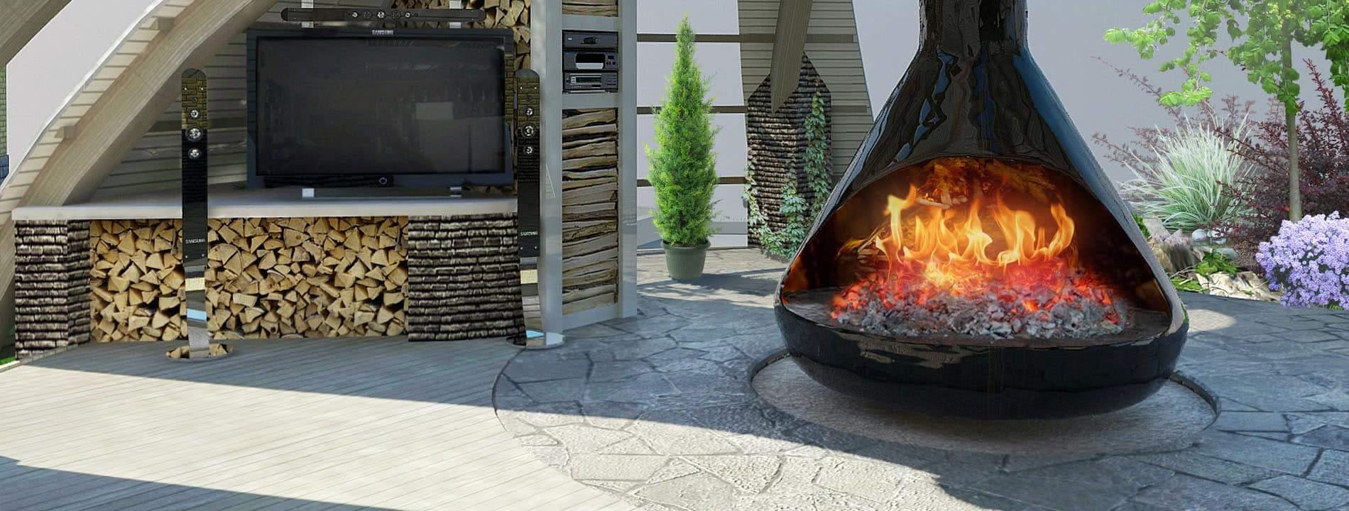 Feuerstelle Im Garten Einzigartig Feuerstelle Im Garten Selber Bauen 20 Moderne Ideen & Bilder