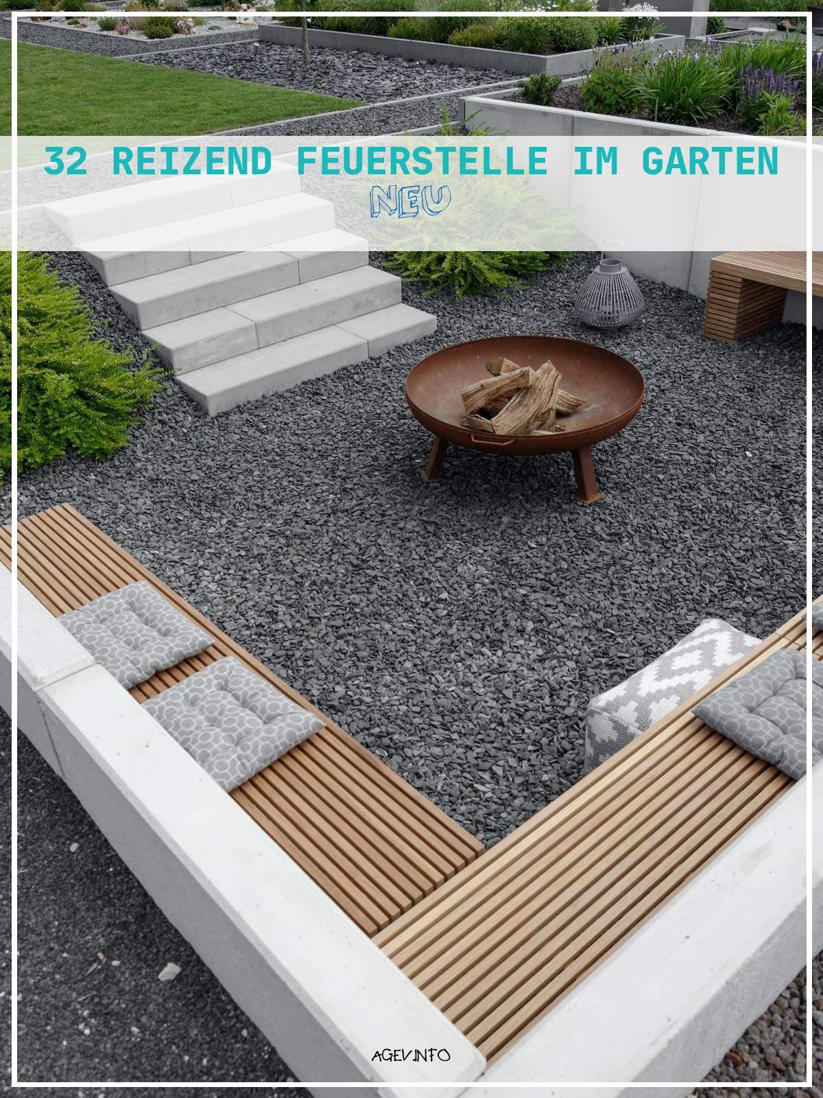 Feuerstelle Im Garten Frisch Garten