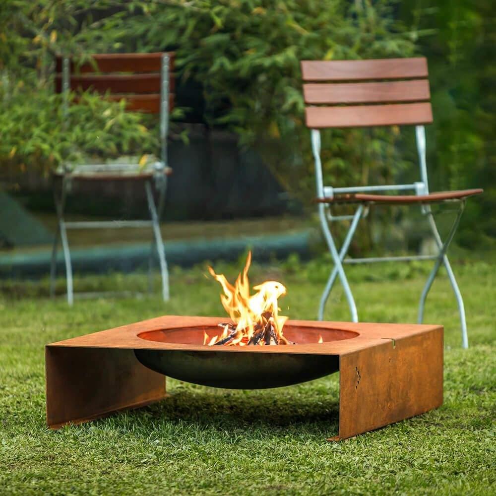 Feuerstelle Im Garten Luxus Gartentraum