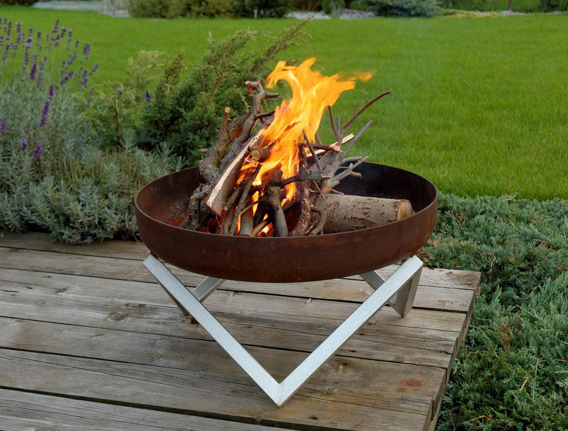 Feuerstelle Im Garten Schön Feuerstellen Für Garten Und Terrasse Kaufen Bei Grillfürst