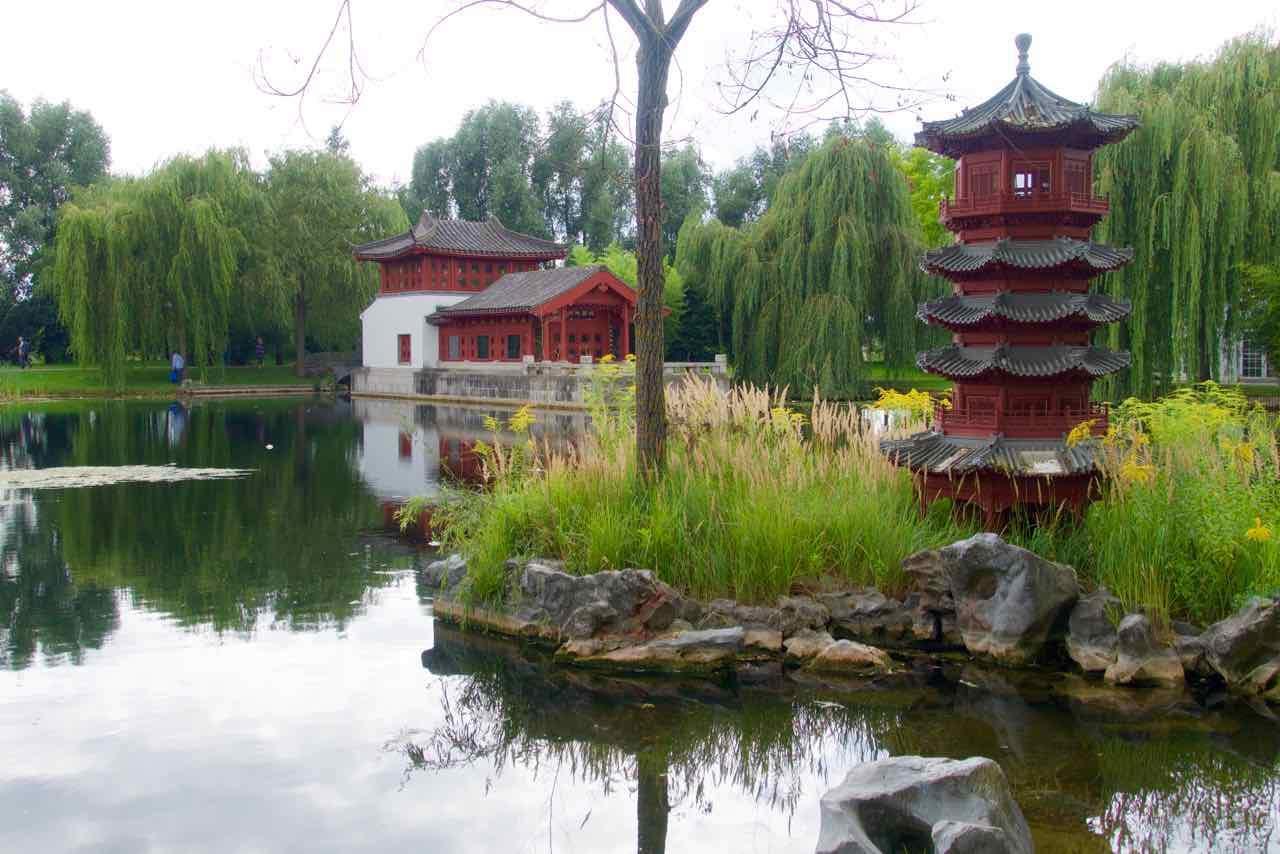 Gärten der Welt in Berlin Chinesischer Garten PetersTravel