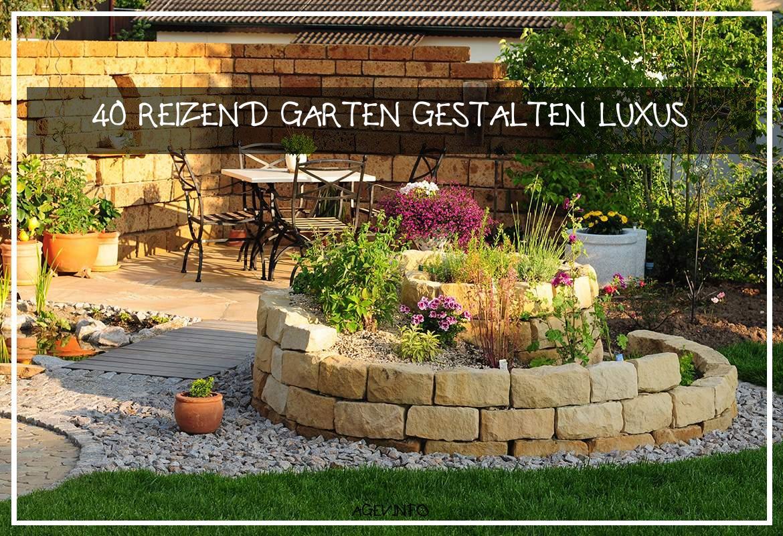 Garten Gestalten Genial Garten Gestalten
