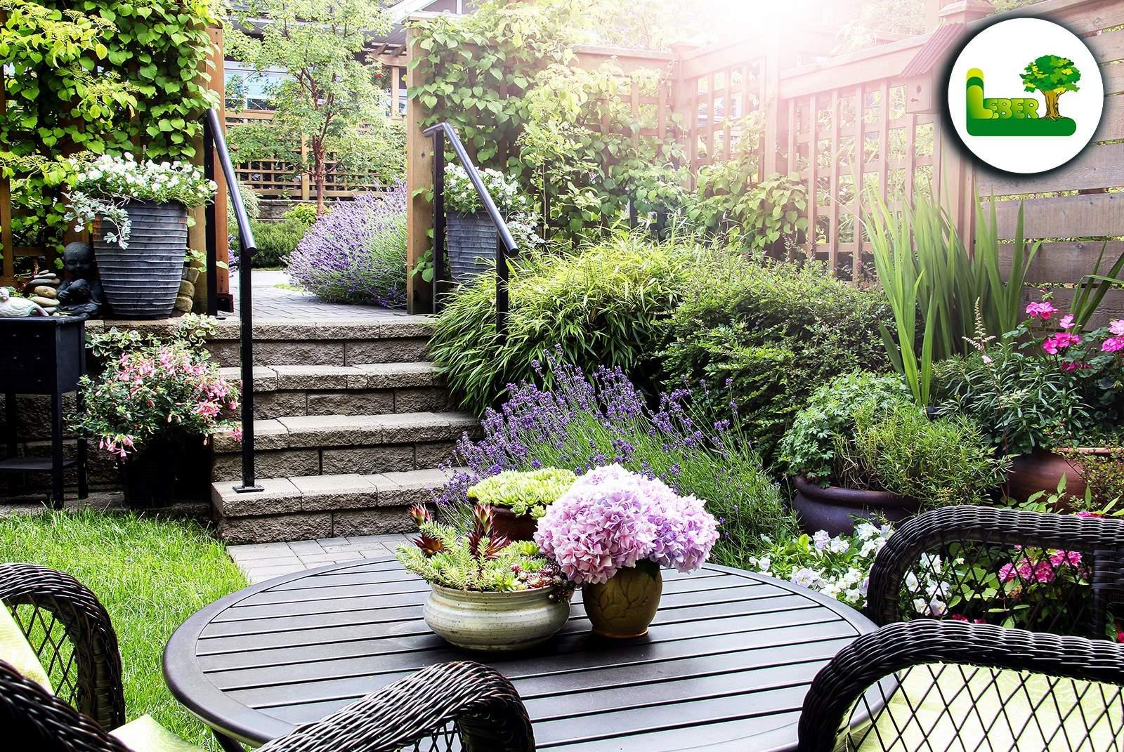 Garten Gestalten Genial Kleinen Garten Gestalten Tricks Ideen Und Bilder