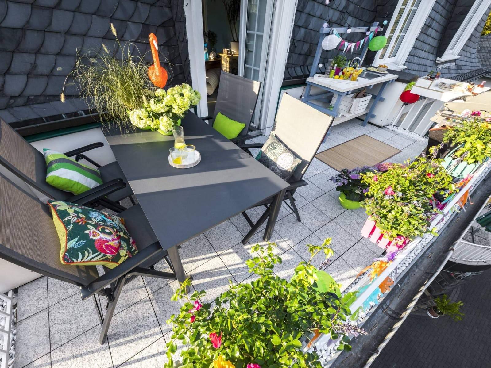 Garten Gestalten Mit Wenig Geld Neu Balkon Schnell Und Günstig Verschönern – 6 Tipps