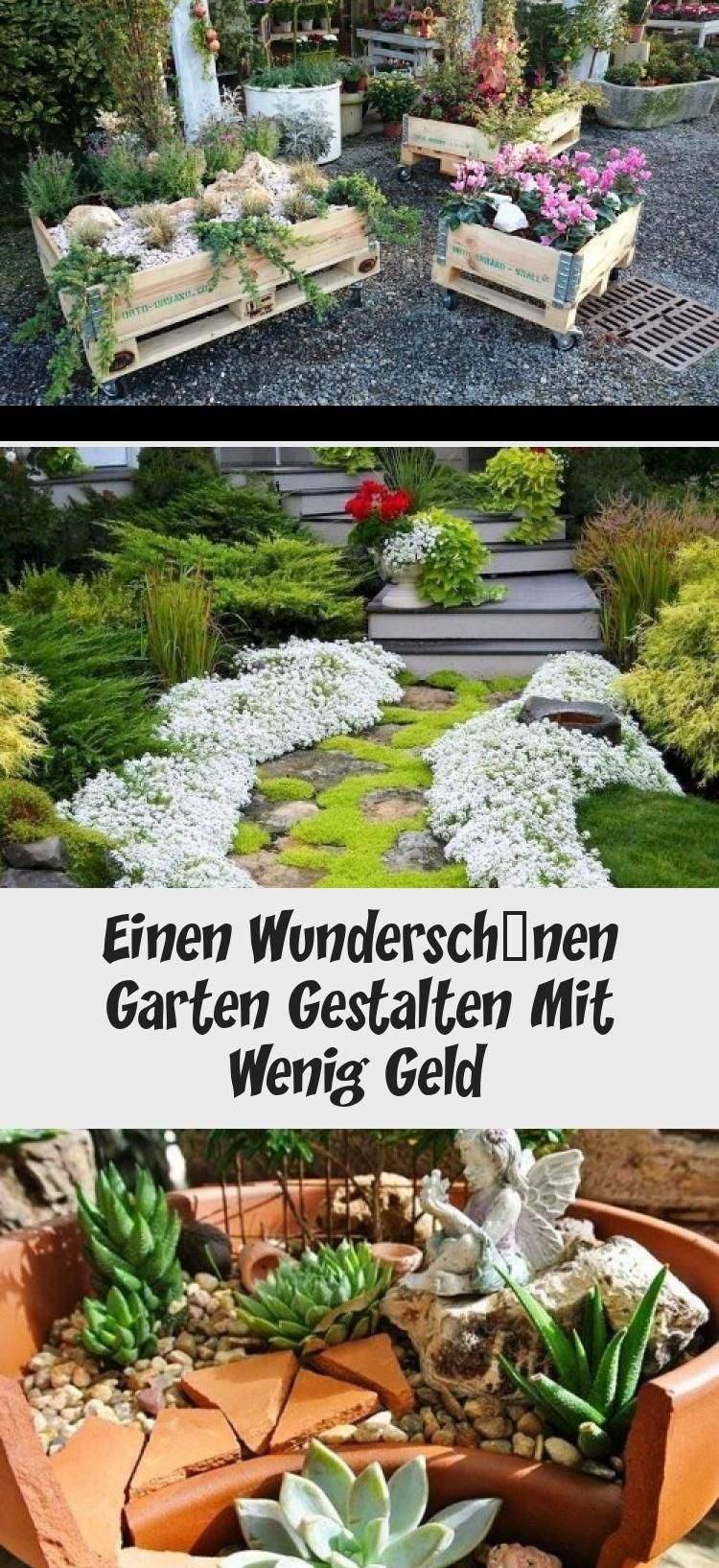 Garten Gestalten Mit Wenig Geld Reizend Einen Wunderschönen Garten Gestalten Mit Wenig Geld