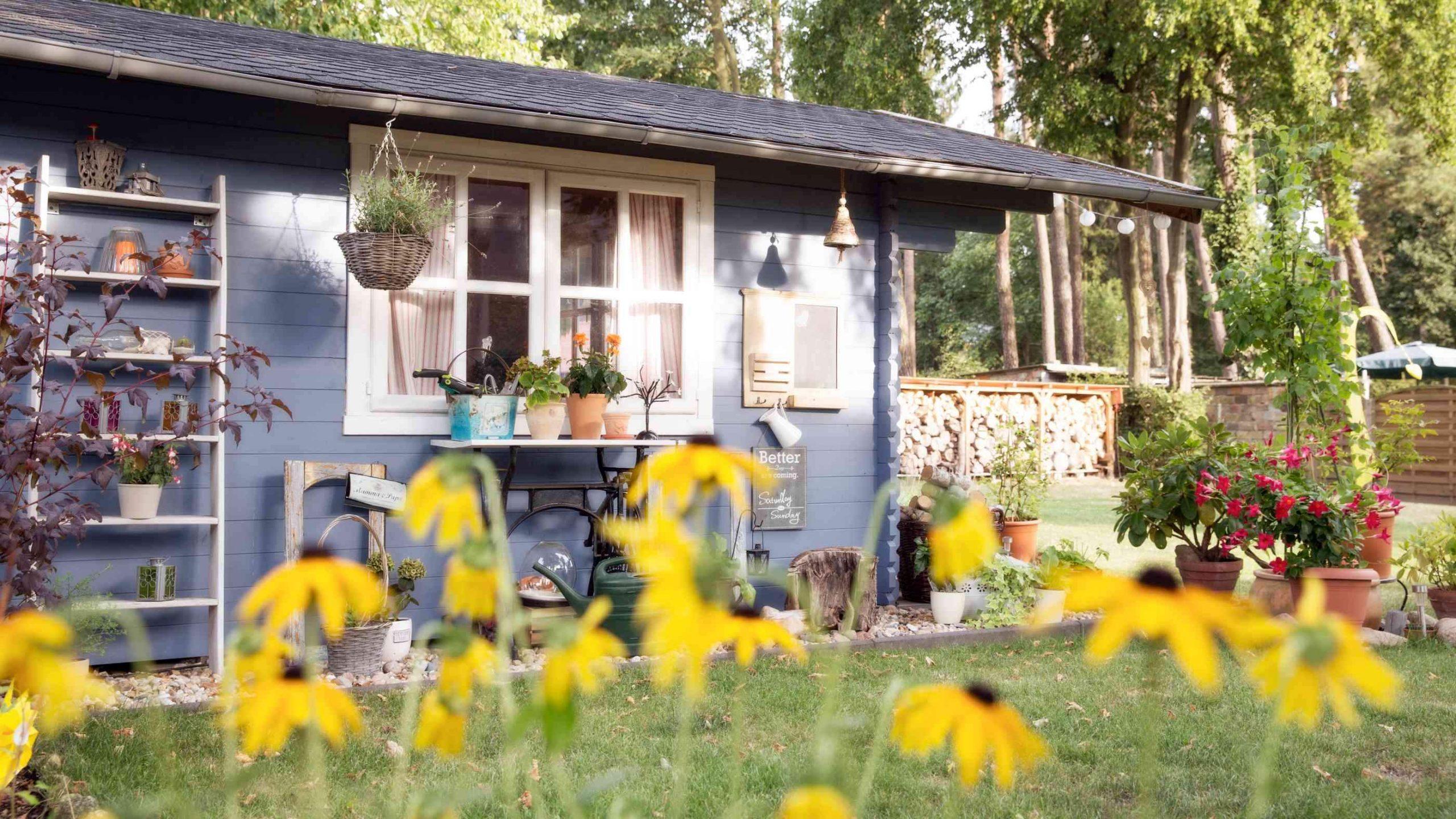 Garten Gartenhaus Blumen content 1400x788 2x