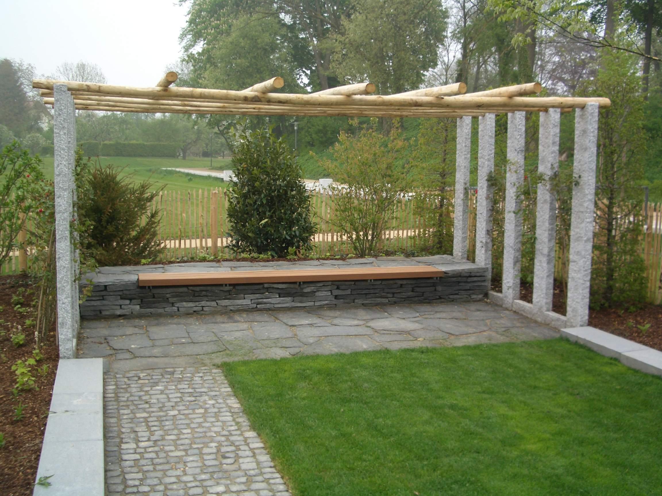 Garten König Schön Mauerarbeiten – Garten König