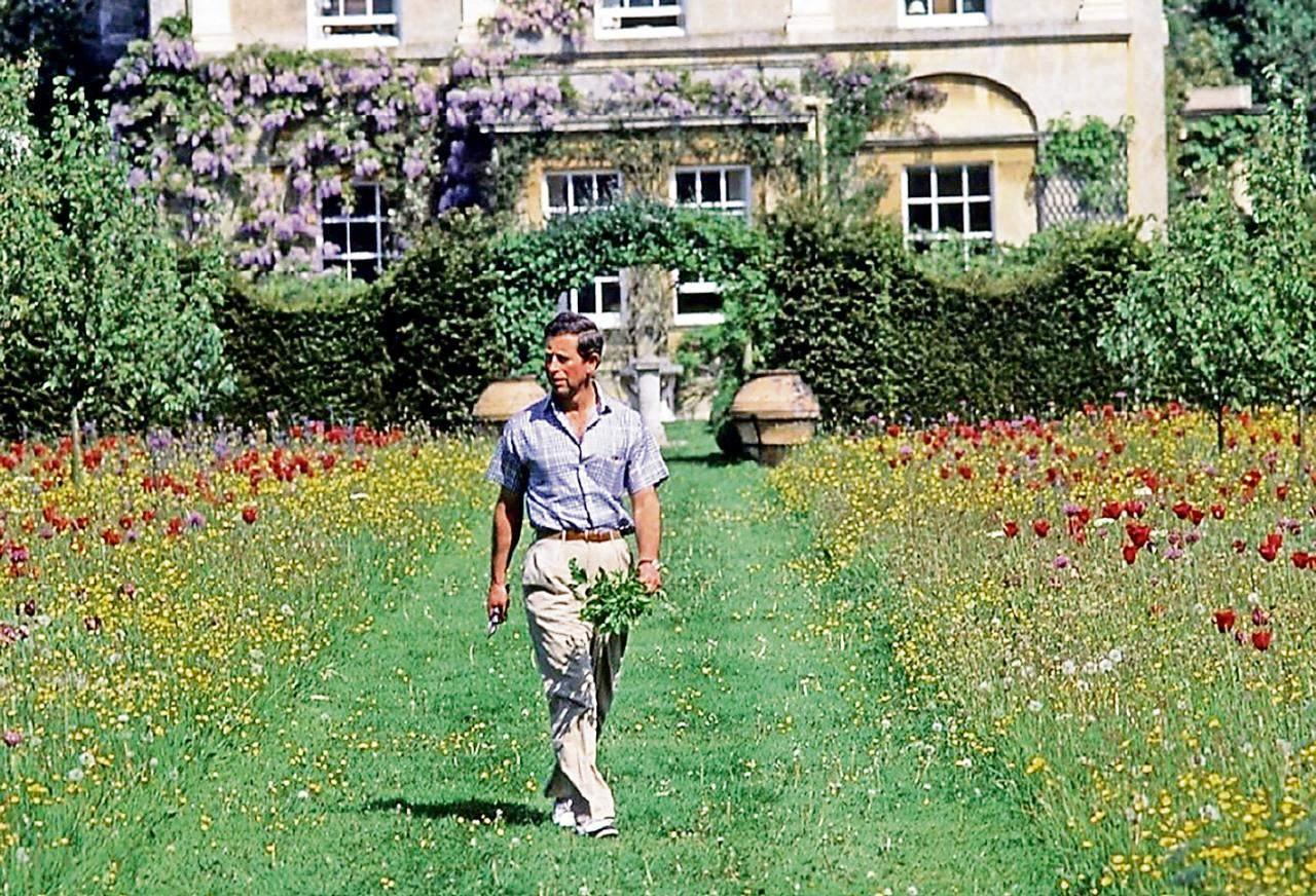Garten König Schön Prinz Charles In Seinem Garten ist Er Jetzt Schon König