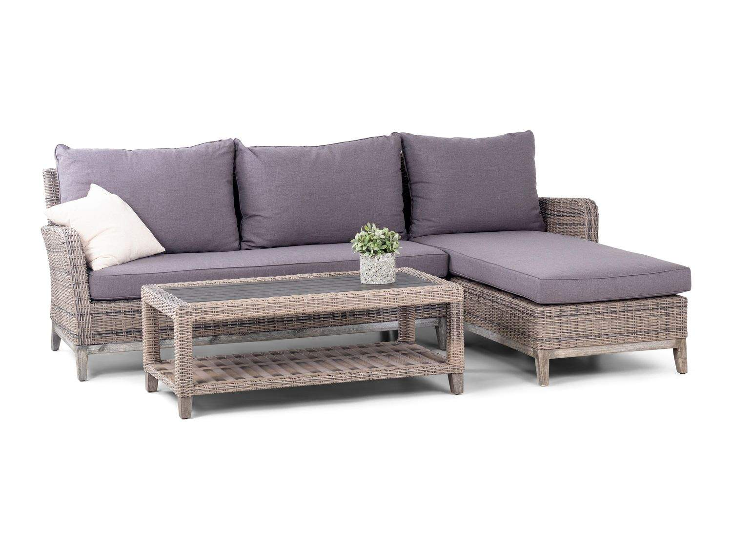 Garten Lounge Set Luxus Homexperts Lounge Set Anita
