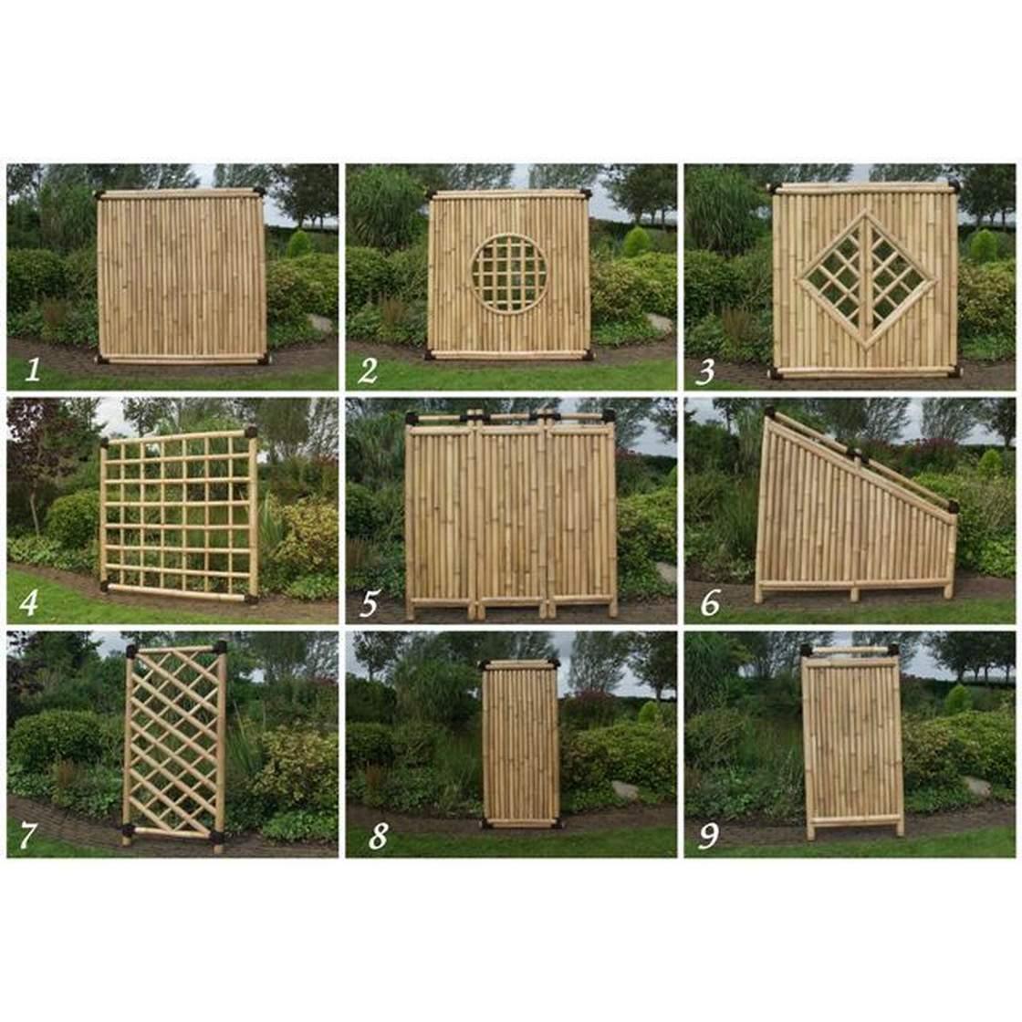 Garten Sichtschutz Frisch Bambus Sichtschutz Garten Zaun Gartenzaun Windschutz Bambuszaun Anji Nature