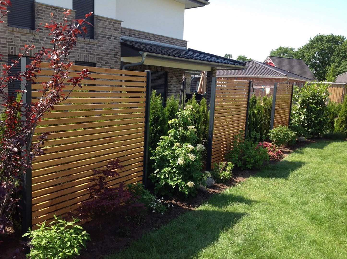 Garten Sichtschutz Frisch Pin Auf Ogr³d