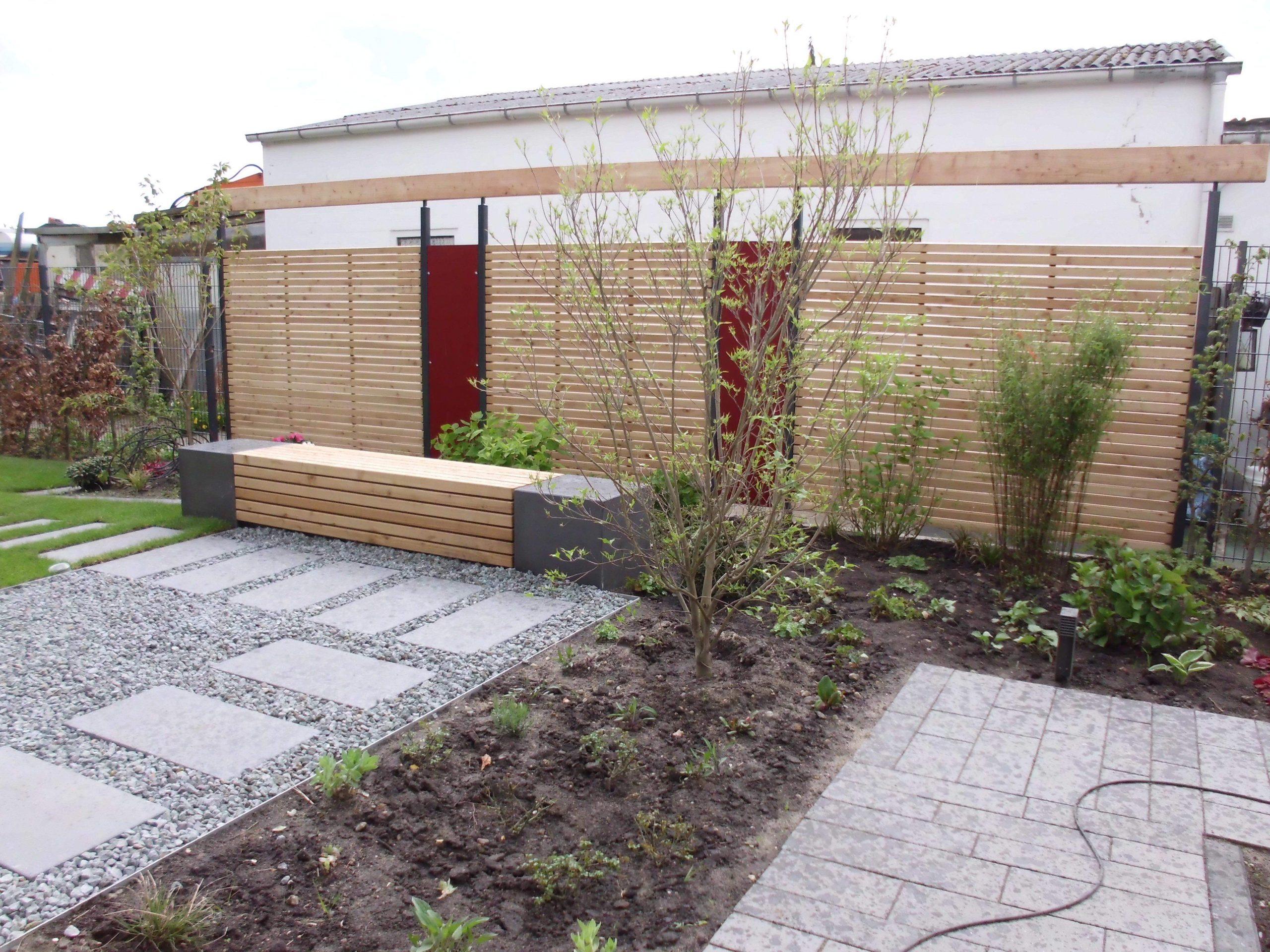 Garten Sichtschutz Schön Garten Mit Sichtschutz • Bilder & Ideen • Couch
