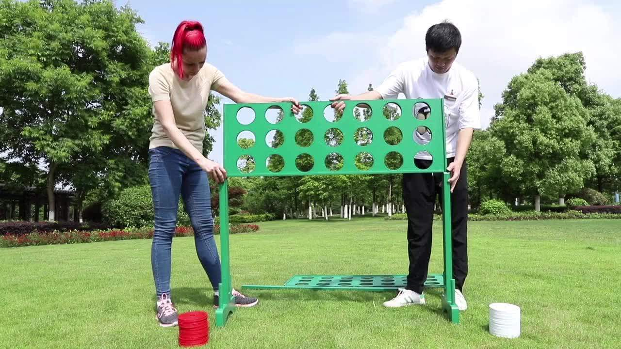 popular giant connect 4 connect four game wooden giant garden games four in a row toys