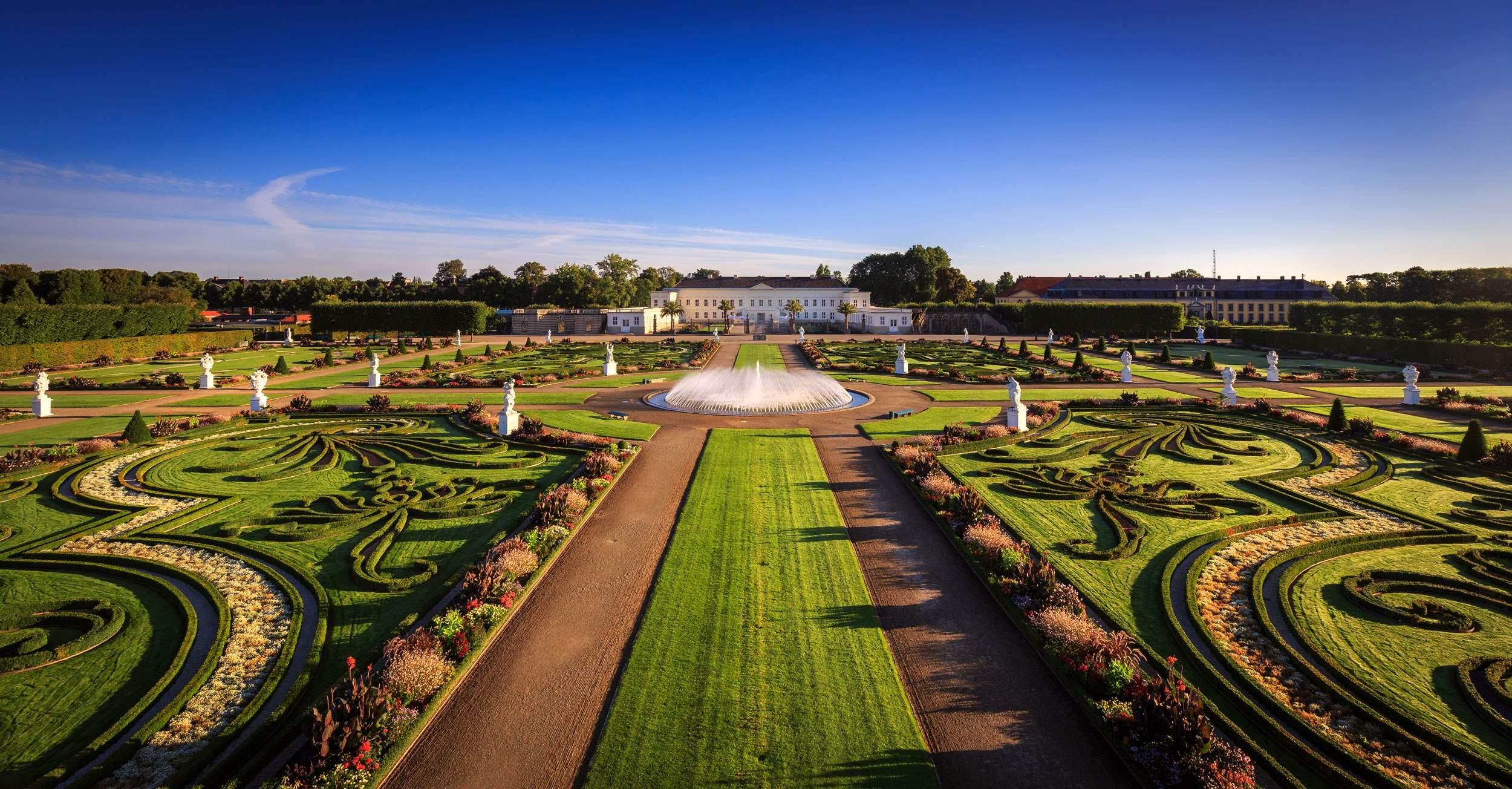 Herrenhäuser Gärten Das Beste Von Schloss Herrenhausen