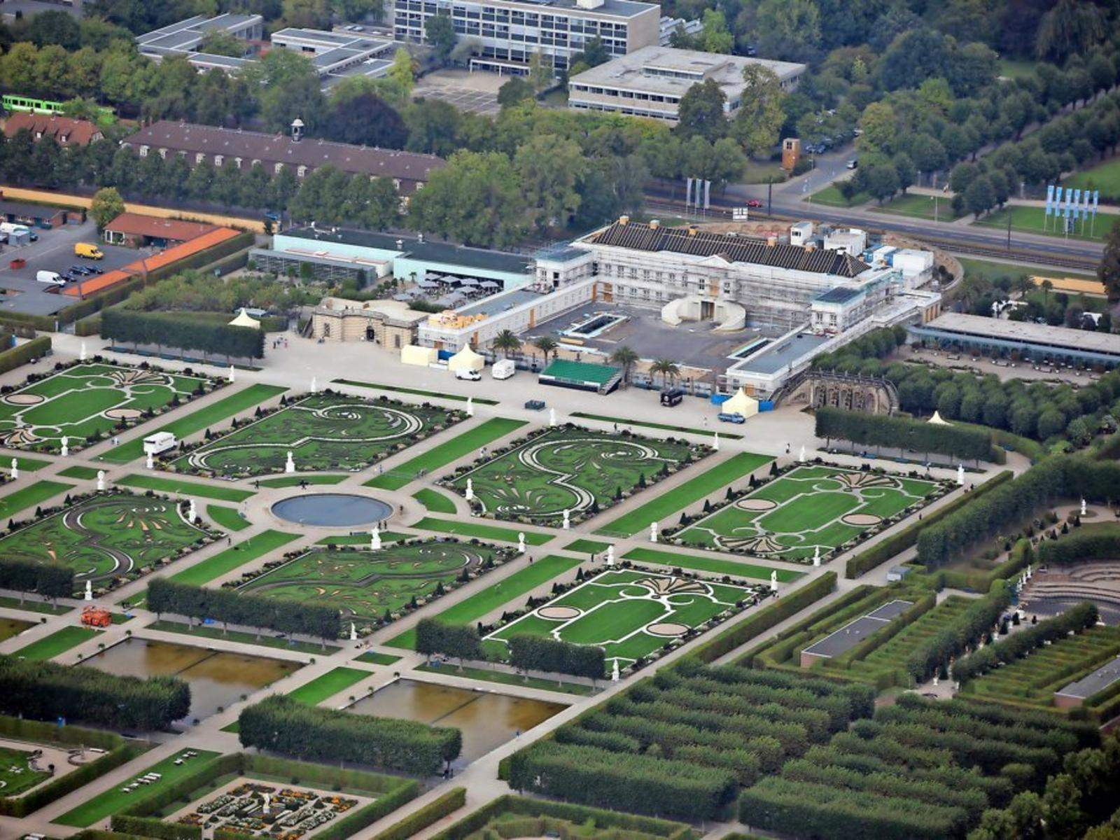 Hannover Herrenhausen Stadt Hannover investiert 20 Millionen Euro in den Erhalt der Herrenhaeuser Gaerten
