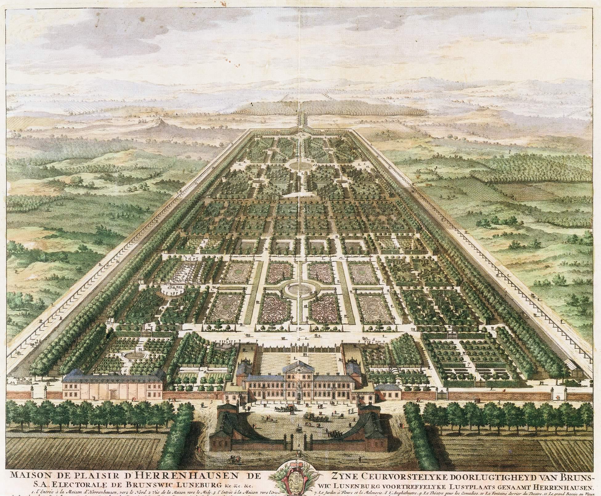 Herrenhäuser Gärten Inspirierend Großer Garten Hannover –
