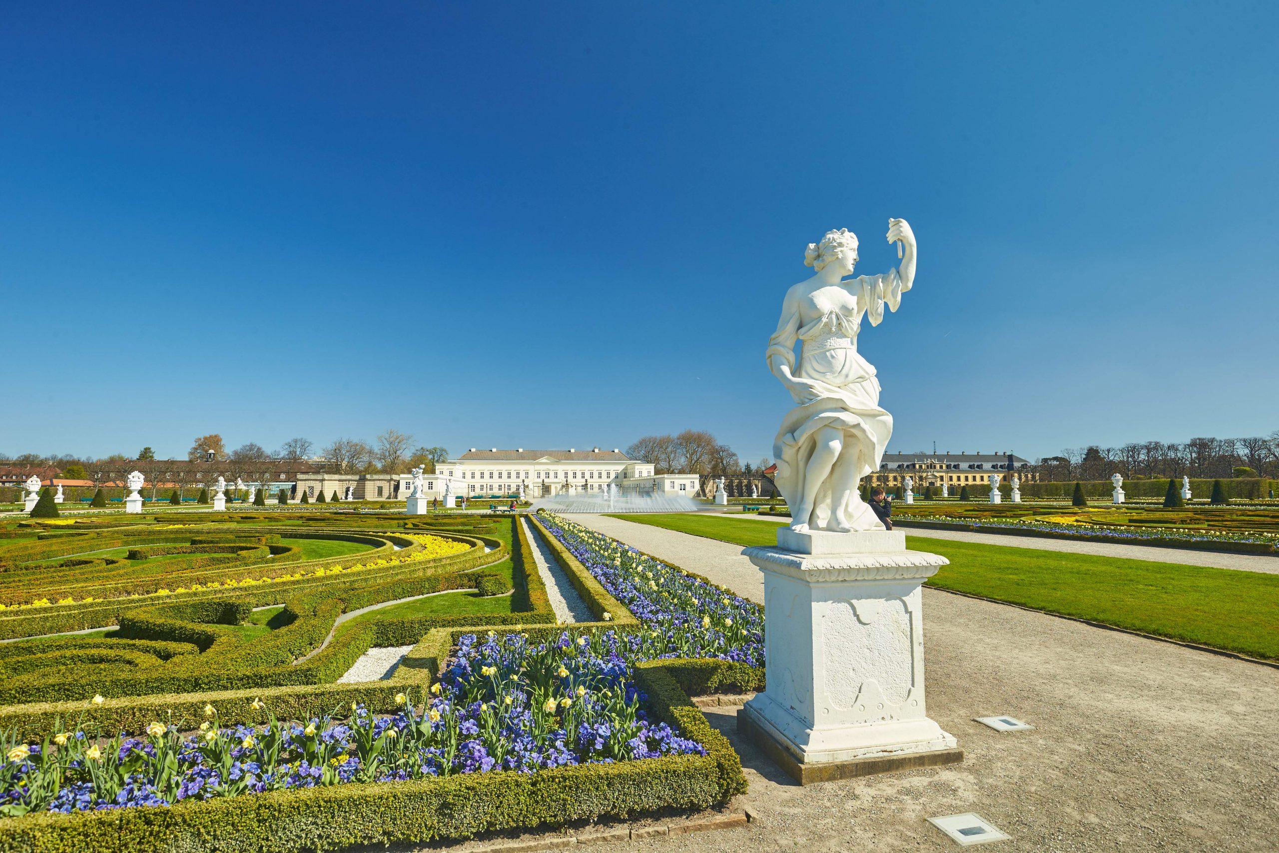 Großer Garten Herrenhäuser Gärten