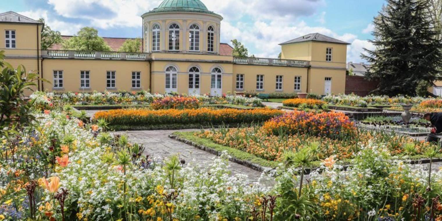 Herrenhäuser Gärten Inspirierend Hannover Blumenpracht Für Herrenhäuser Gärten