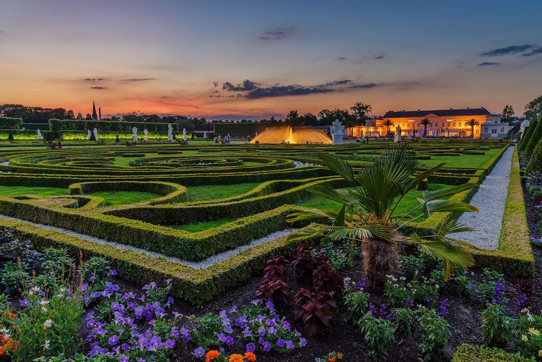 Herrenhäuser Gärten Luxus Hannover Niedersächsische Landeshauptstadt