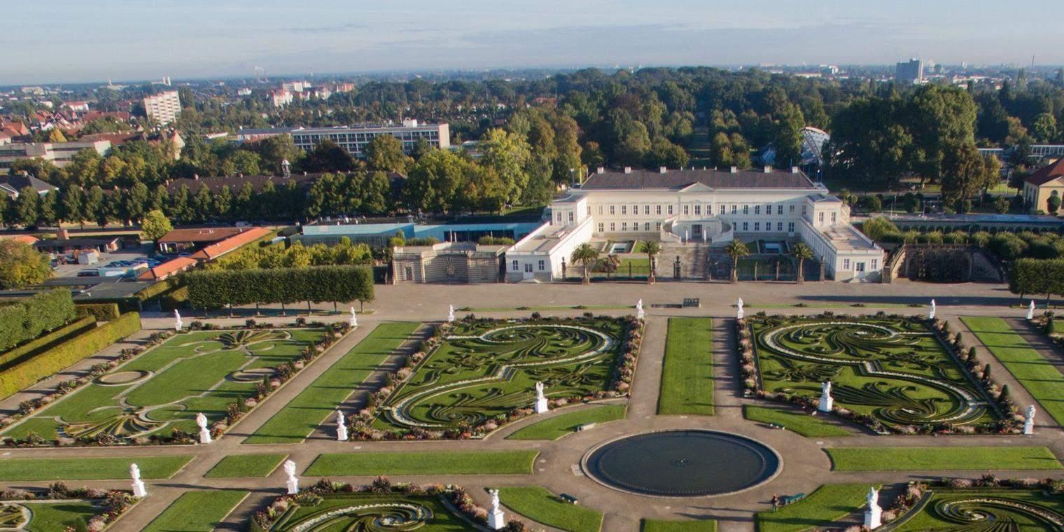 Herrenhäuser Gärten Neu Neues Schauhaus Und Kino Im Garten Hannover Will