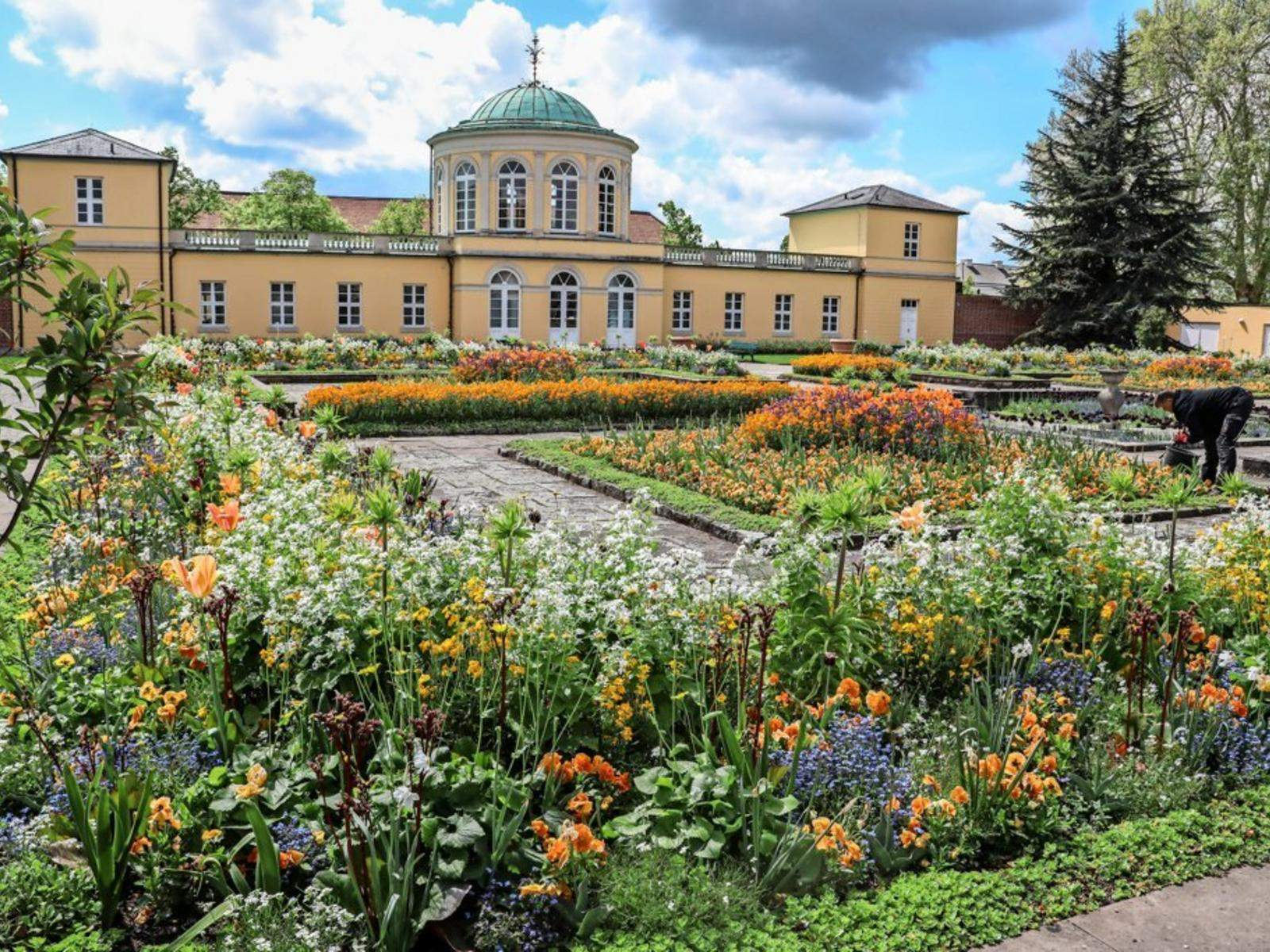 Herrenhäuser Gärten Schön Hannover Blumenpracht Für Herrenhäuser Gärten