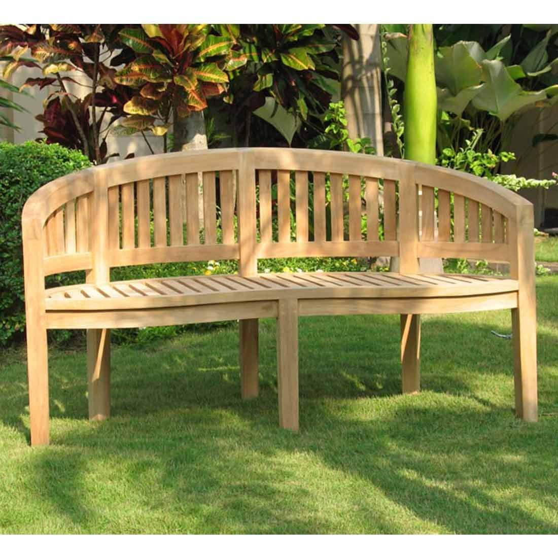 Holzbank Garten Inspirierend Outliv San Go 3 Sitzerbank Teak