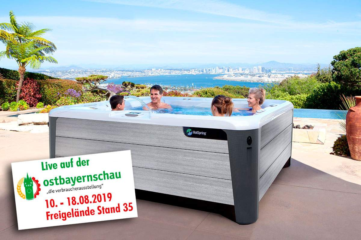 Hot Spring Highlife 2019 Grandee Ice Gray Brushed Nickle Lifestyle Family WEB2