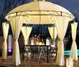 Pavillon Garten Das Beste Von Led Pavillon ˜ 350cm Lavo Garten Pavillion Rund solar Pavilion Gartenzelt Designer Pavilon