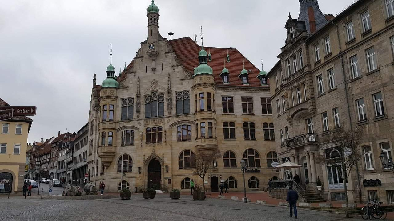 Tourism g Helmstedt Lower Saxony Vacations