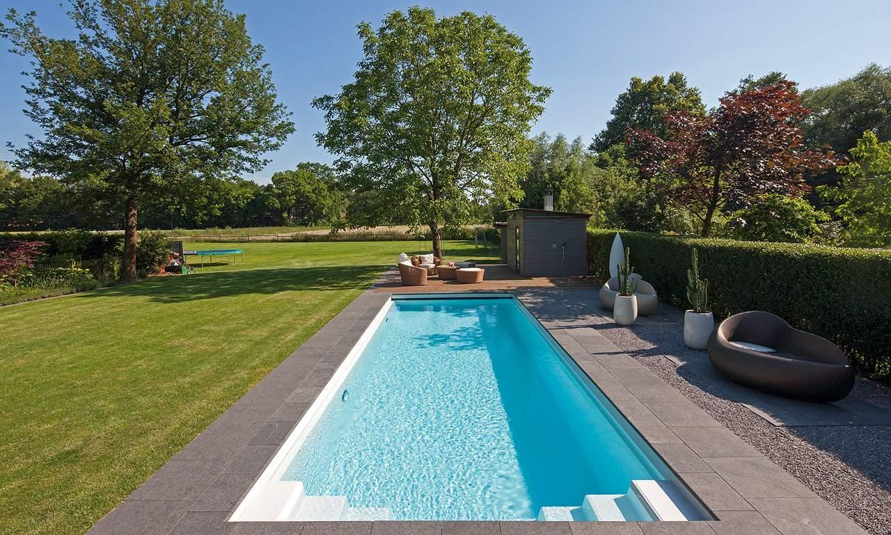 Pool Im Garten Elegant Viel Platz Zum Schwimmen