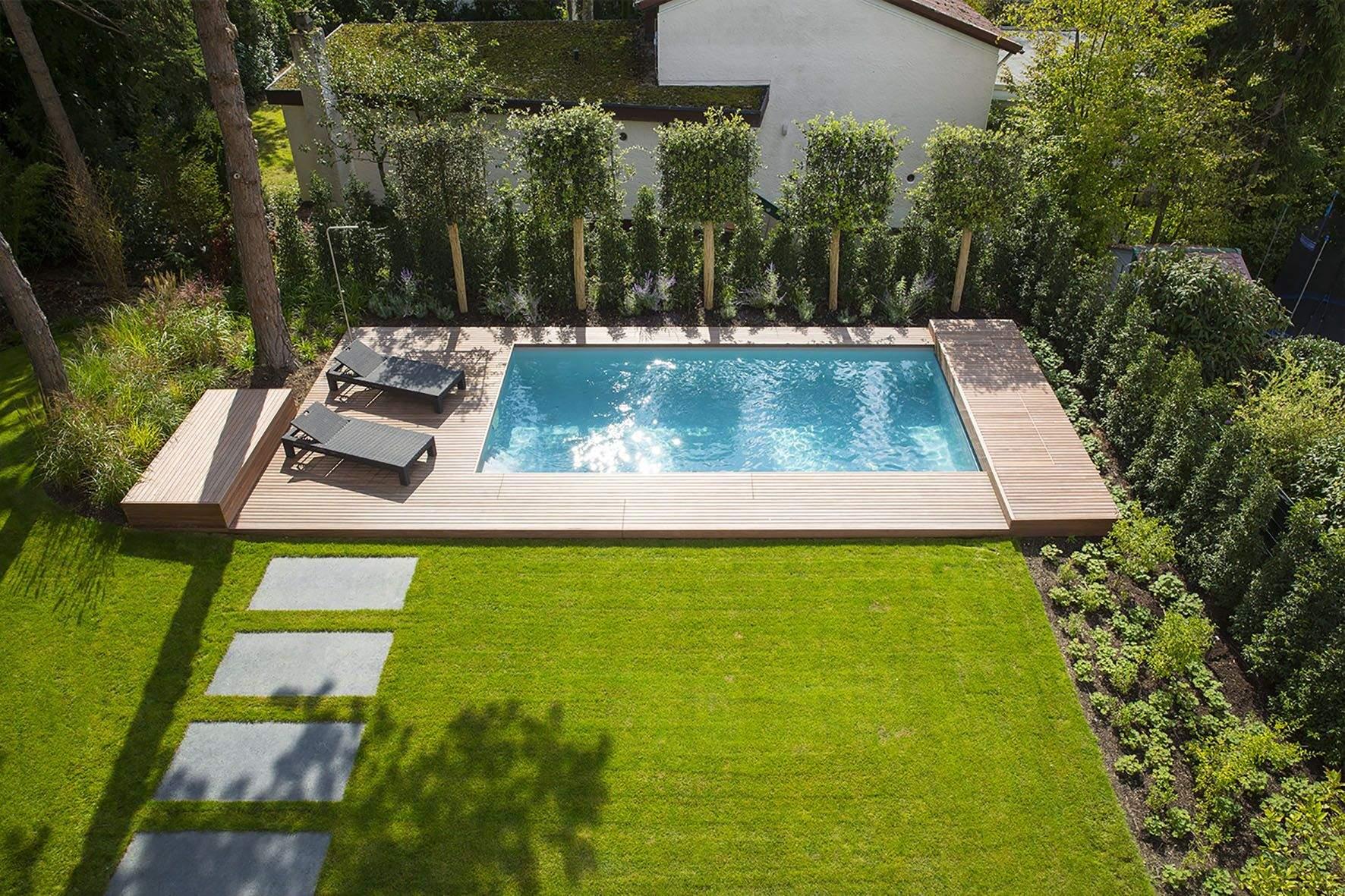 Pool Im Garten Genial Pin Auf Swimming Pool Natural or normal Basen Naturalny
