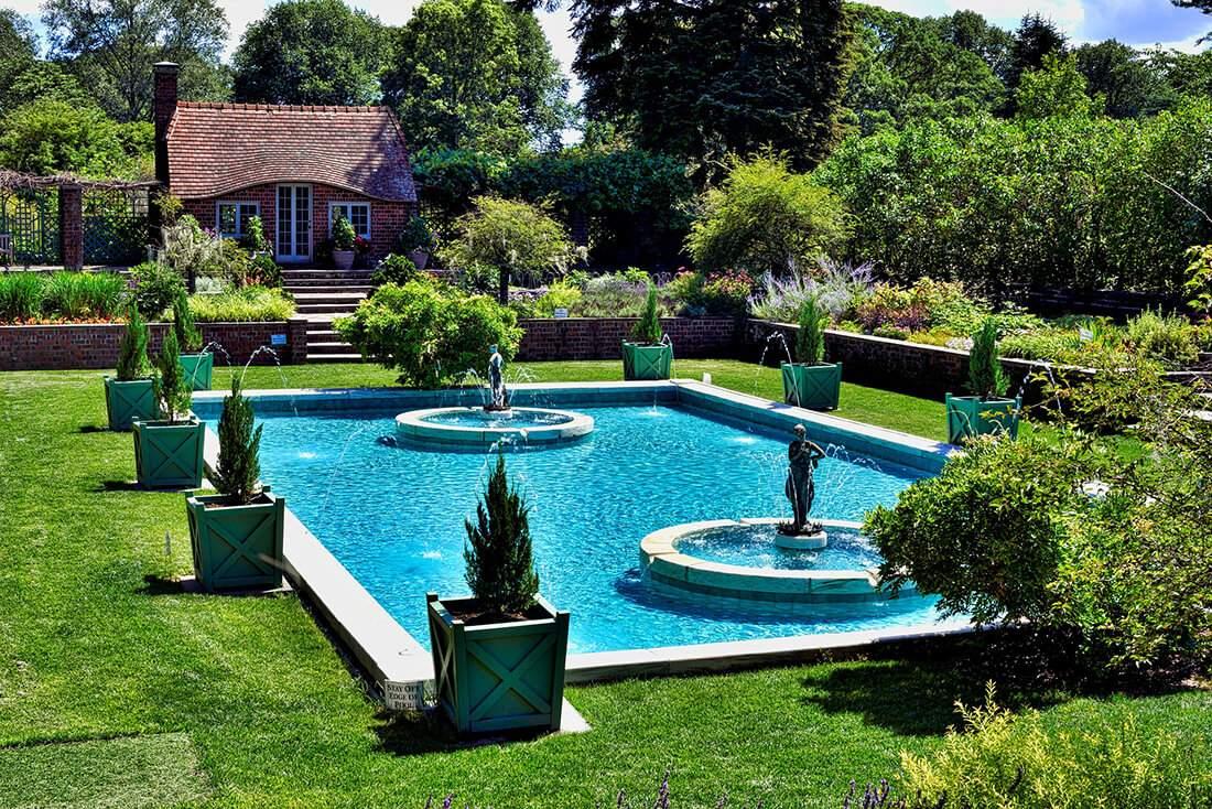 garden 1920